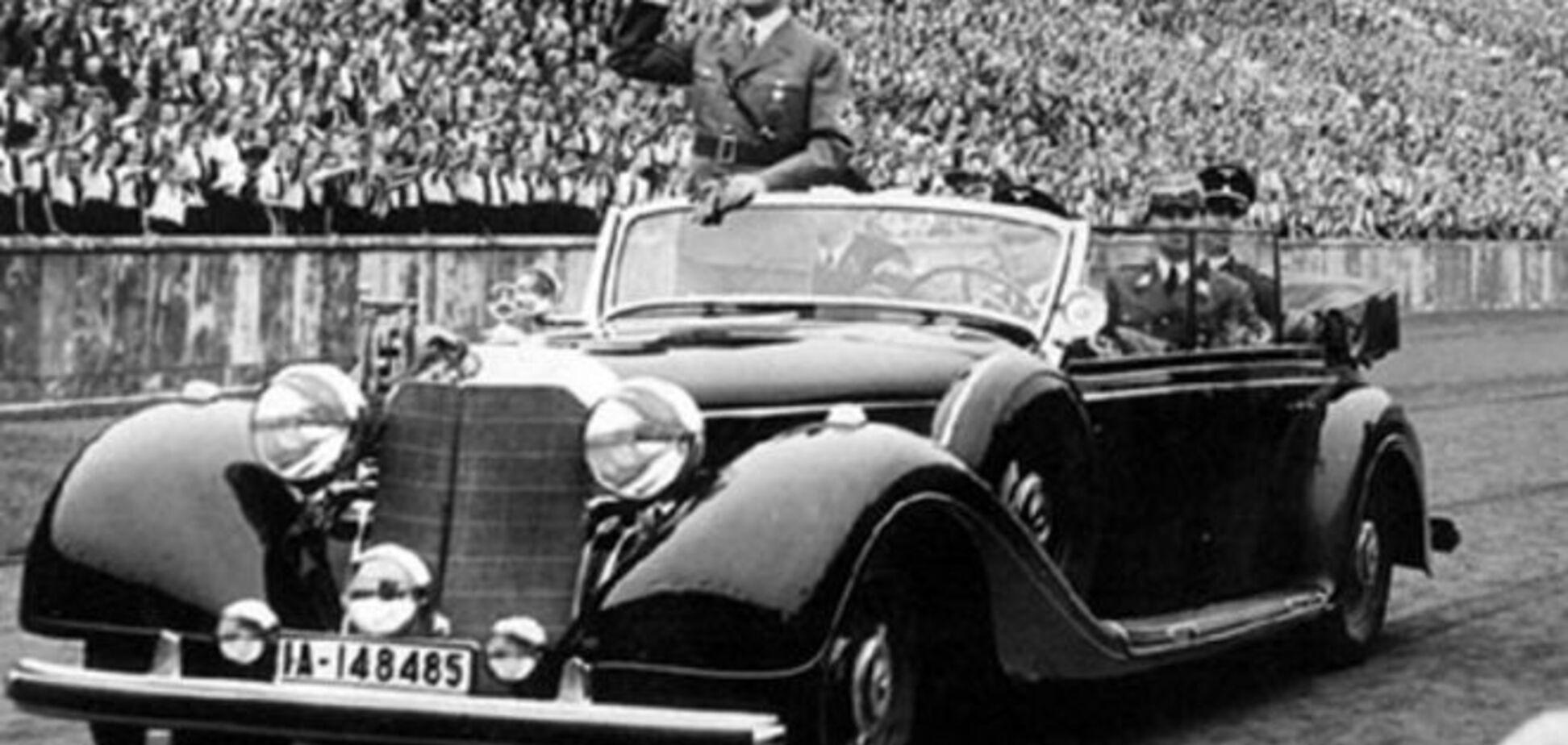 В России готовы поставить клеймо на BMW за 'сотрудничество с Гитлером'