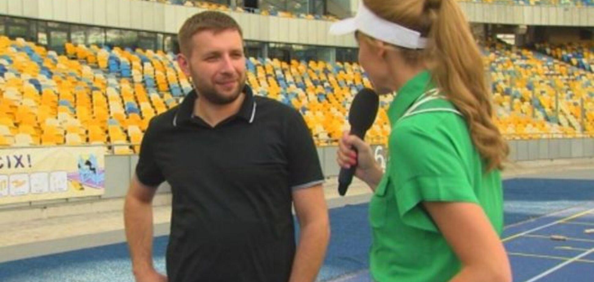 Нардеп Парасюк рассказал о своей диете