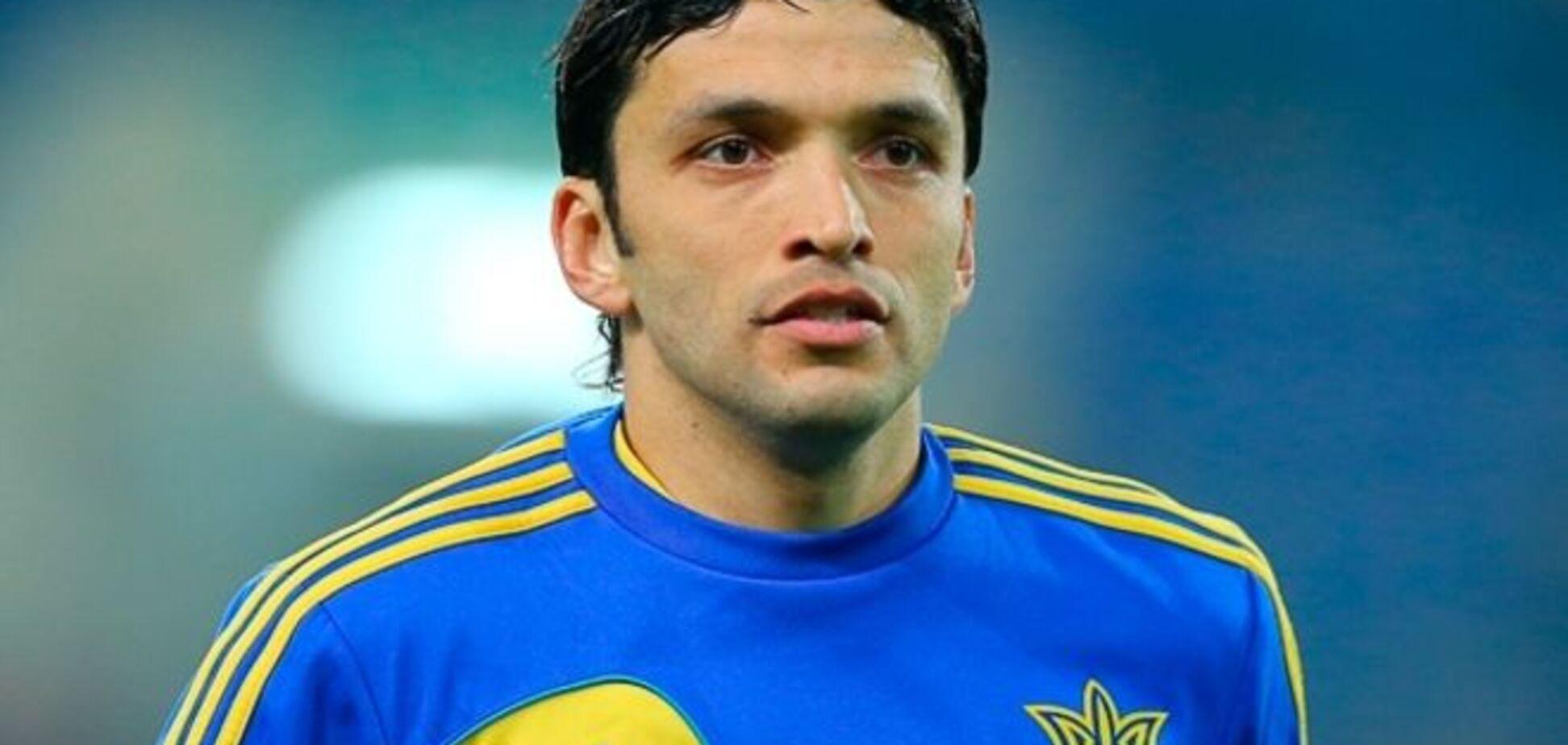 Футболист сборной Украины: после 4-й рюмки водки не чувствовал ног