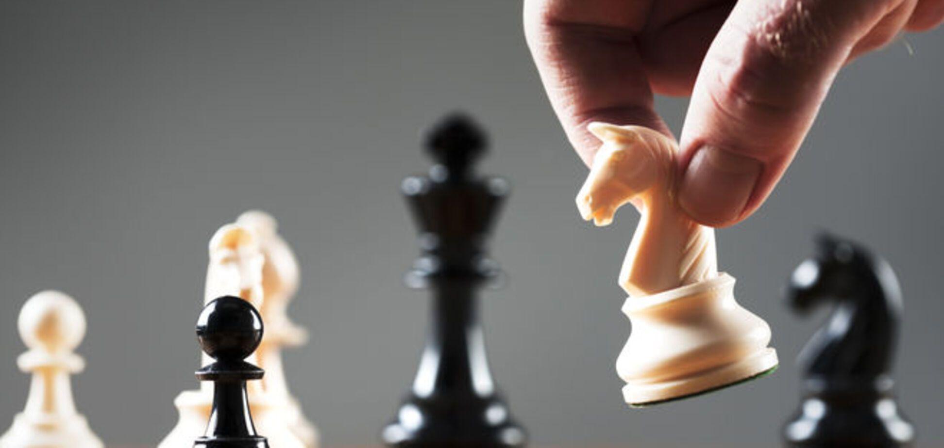 Если бы Путин умел играть в шахматы...