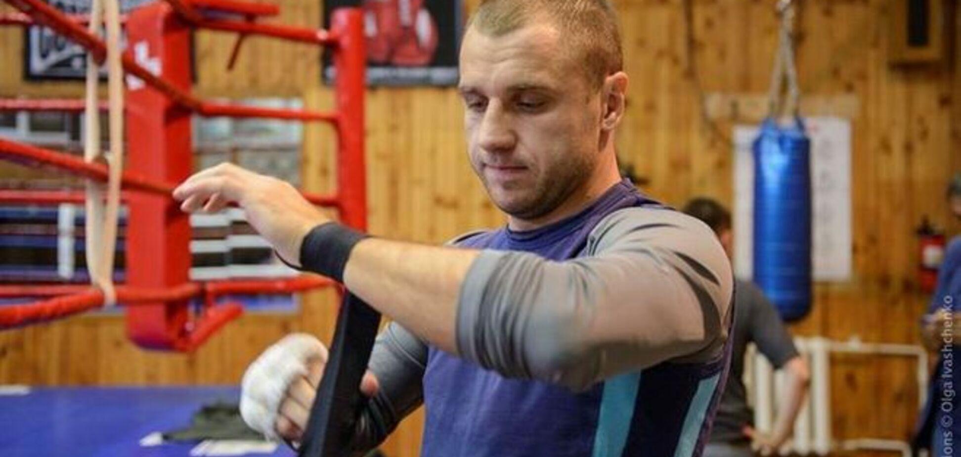 Тренер украинского боксера Бурсака: Макс вернется чемпионом