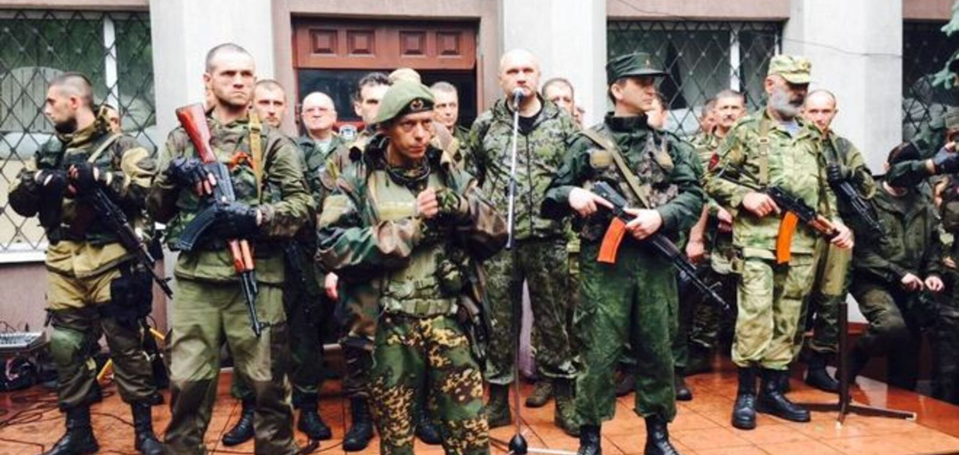 В 'ЛНР' хотят ввести смертную казнь