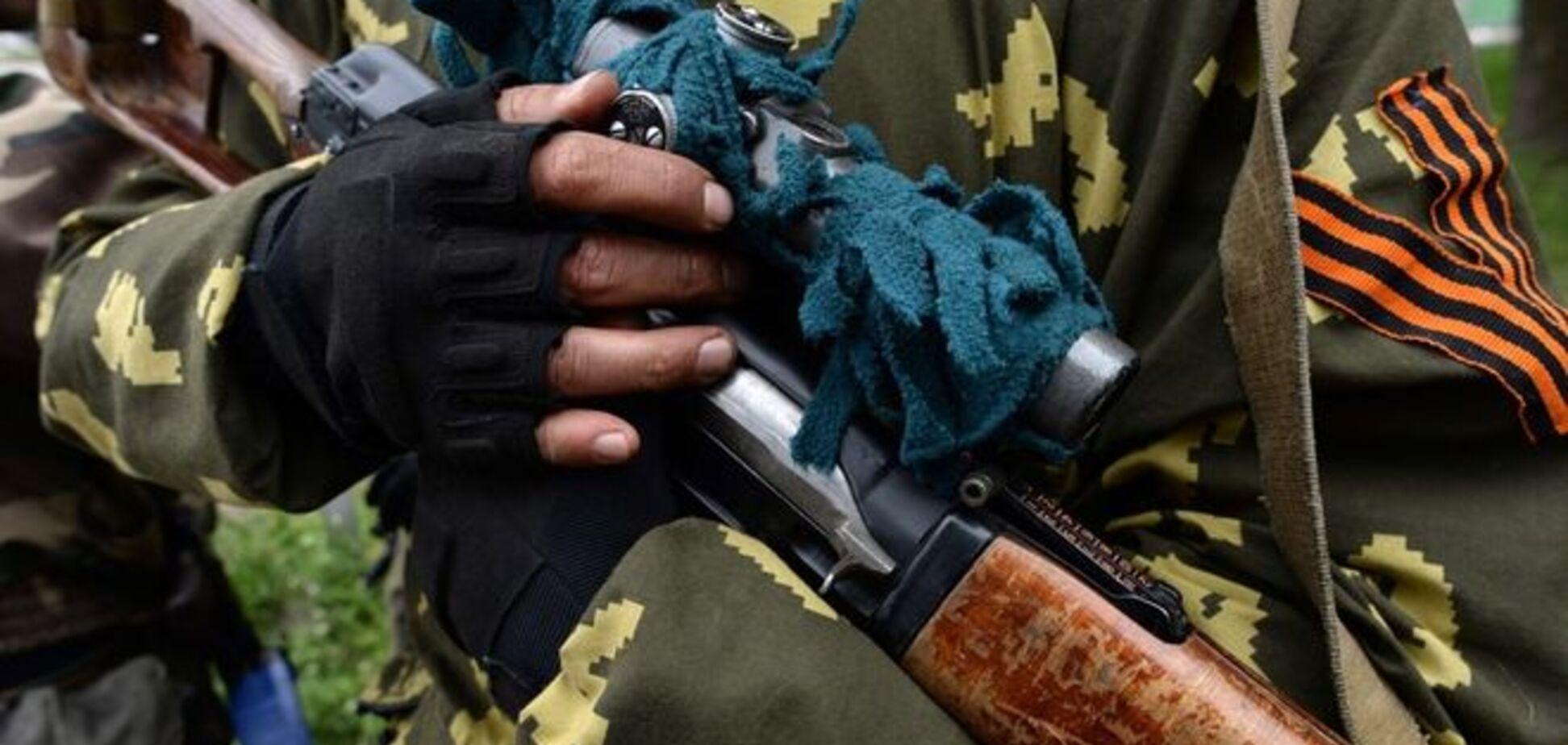 Російський найманець 'ДНР': наших на сотню 'ополченців' - сімдесят, а то й вісімдесят