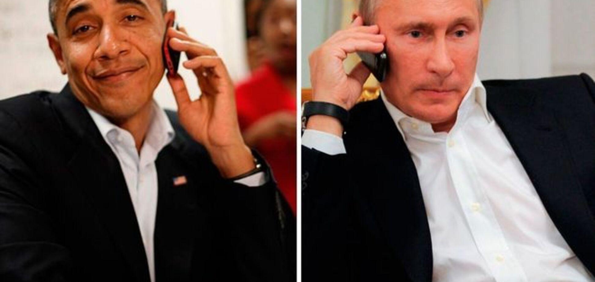 Вова, ты ошибся номером: соцсети отреагировали на разговор Обамы и Путина
