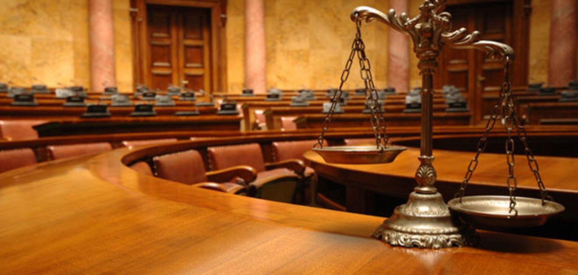 Судья Киевского апелляционного хозсуда: политики давят на правосудие