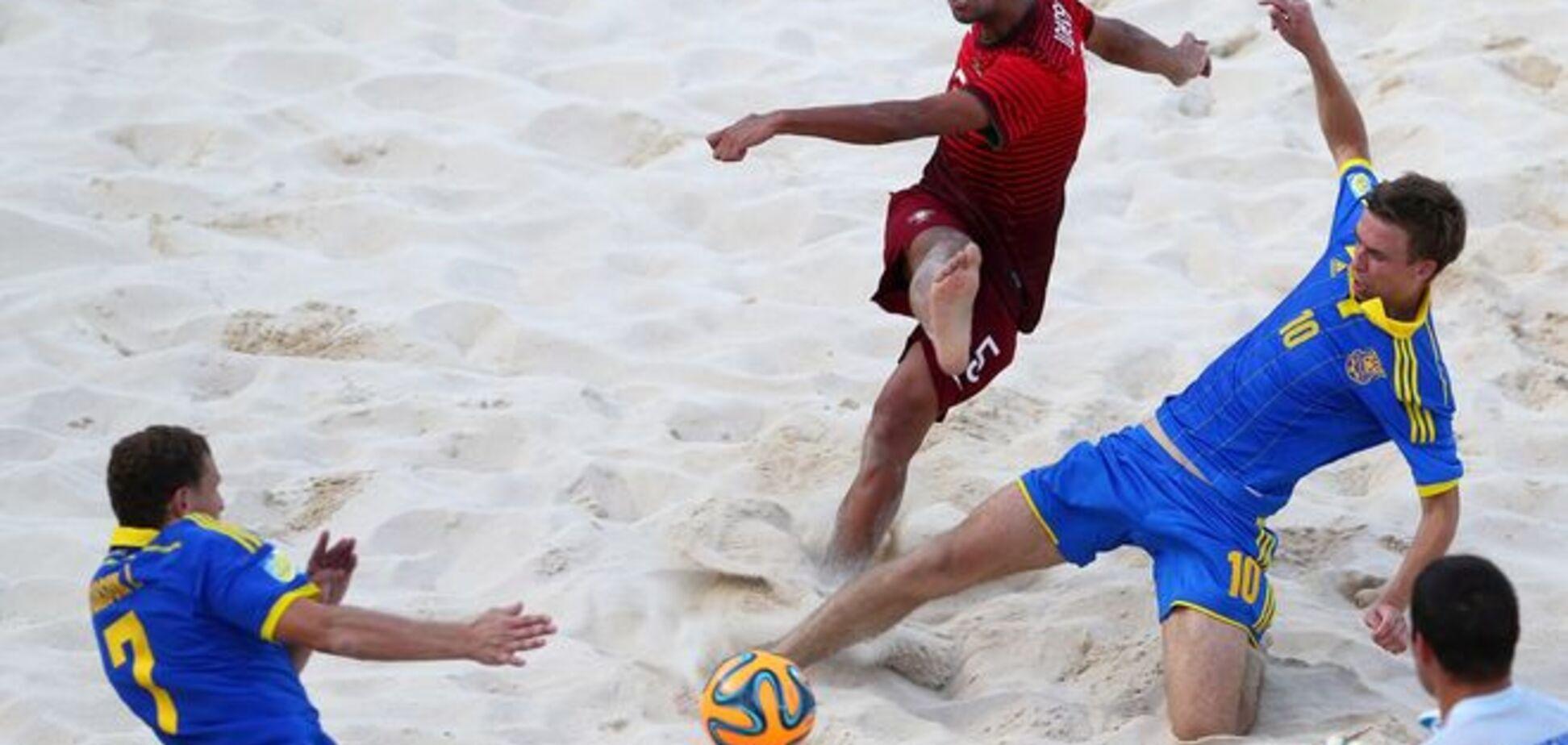 Украина - Швейцария - 4:5: поражение в битве за полуфинал