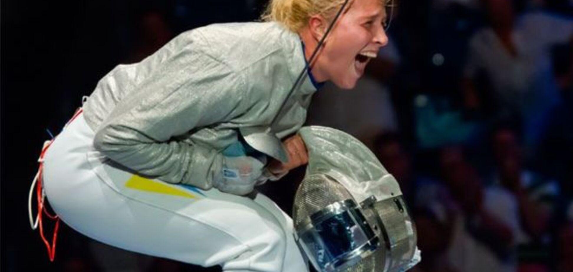 Украинские саблистки феерически выиграли Европейские игры