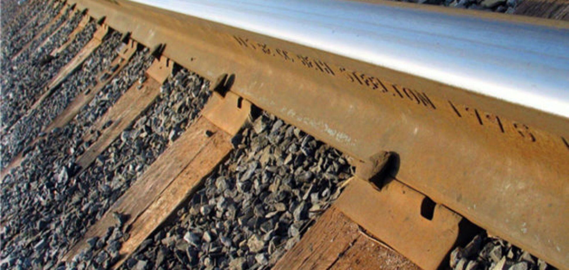 На Донбасі підірвали залізницю