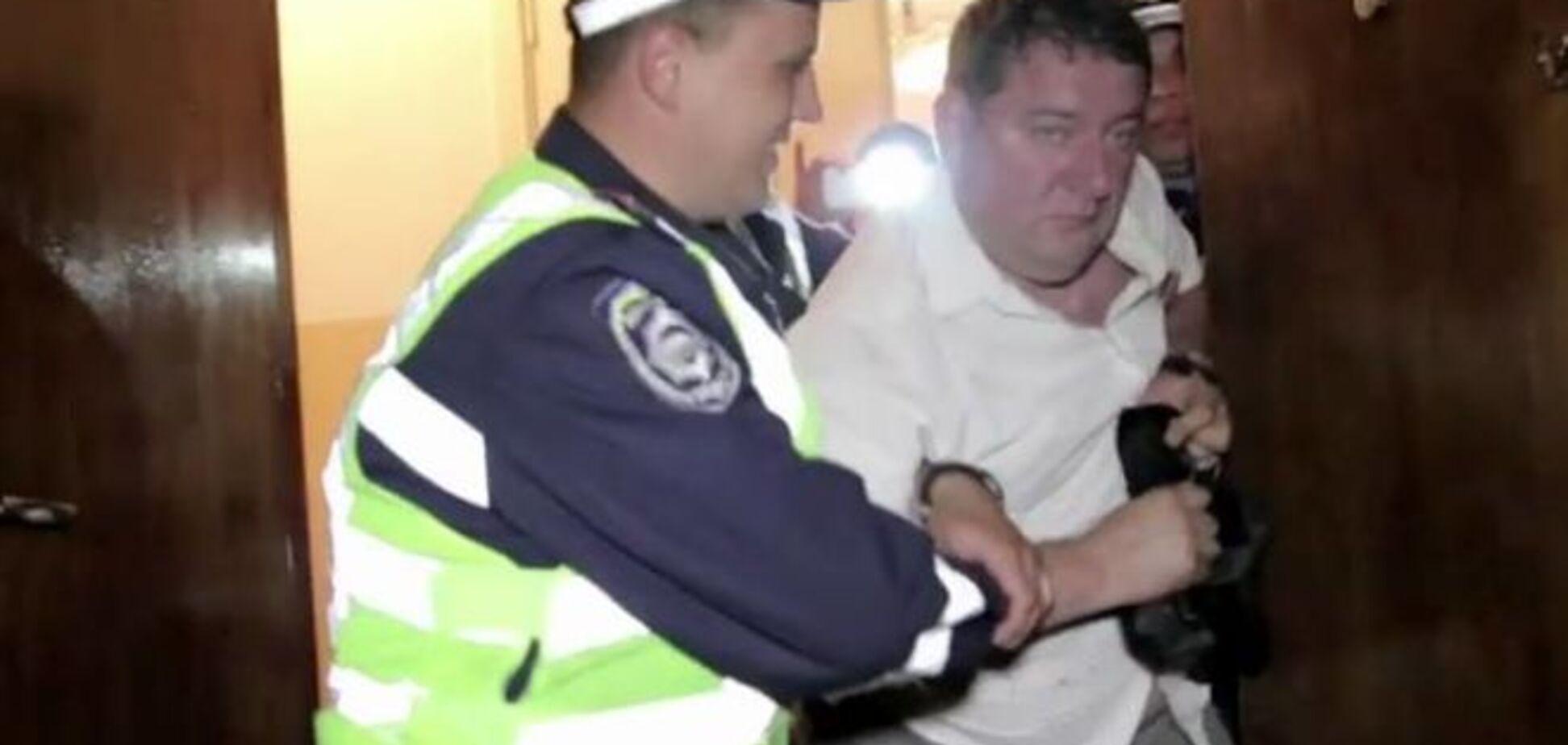 У Львові журналісти влаштували погоню за п'яним прокурором. Відеофакт
