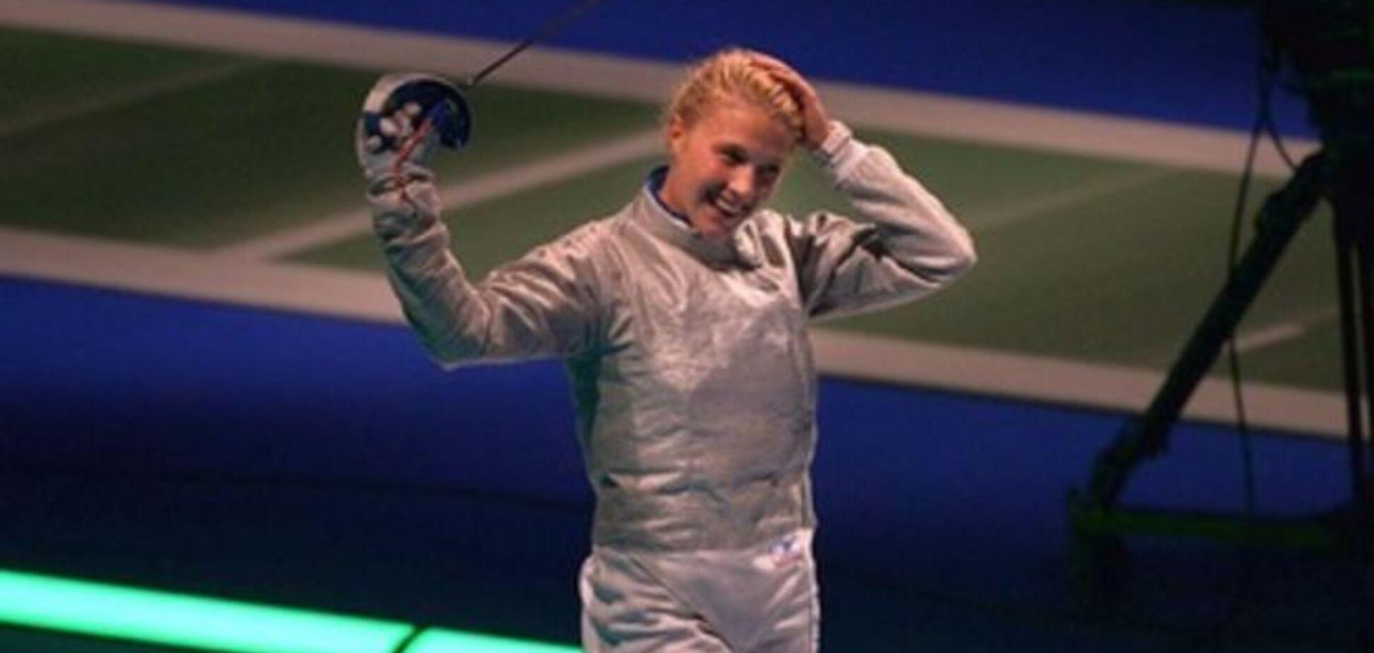 Украинские саблистки 'закололи' россиянок в полуфинале Европейских игр