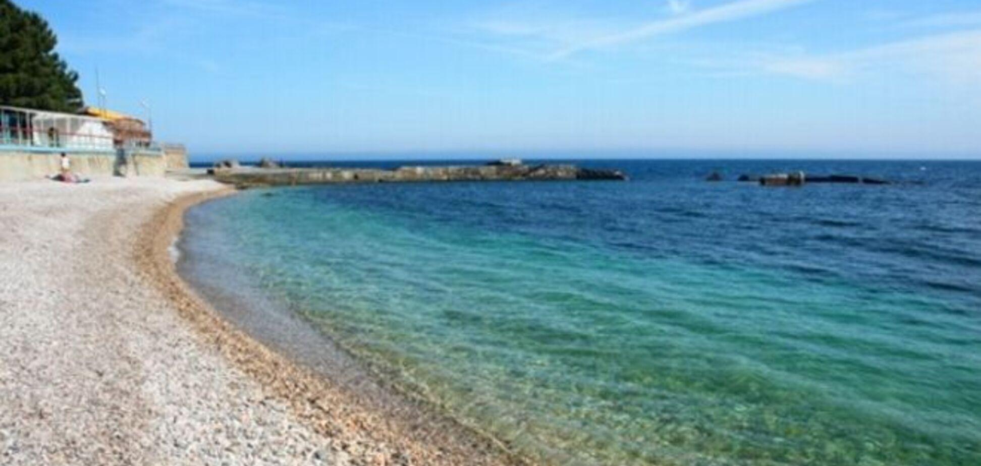Жителі Криму скаржаться на недоступність пляжів