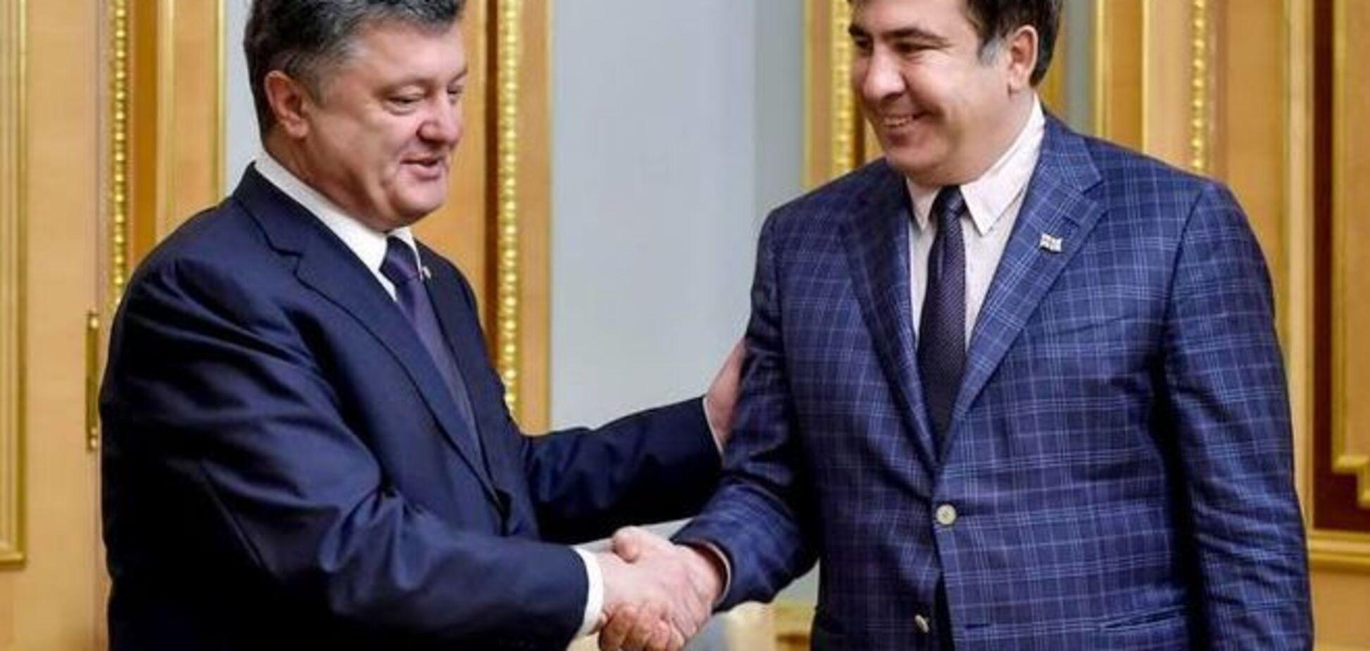 Зачем нам Саакашвили?