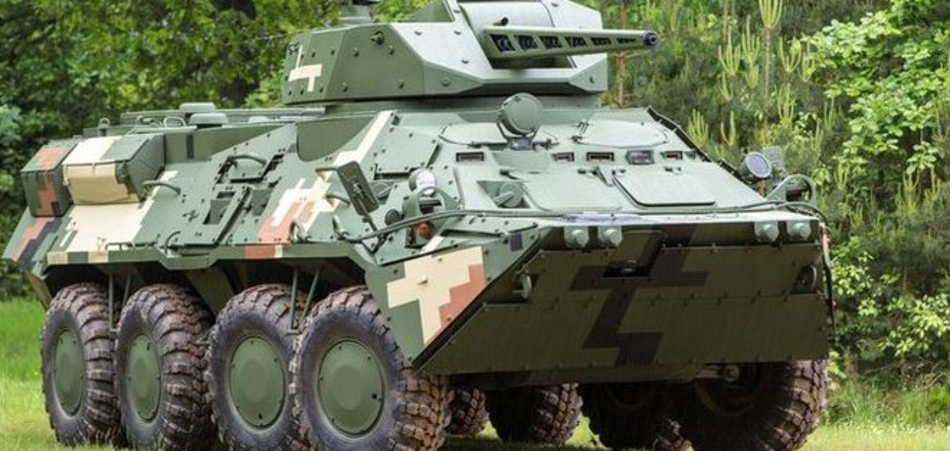 'Укроборонпром' відправив армії недопрацьовані БТРи: третина зламалися