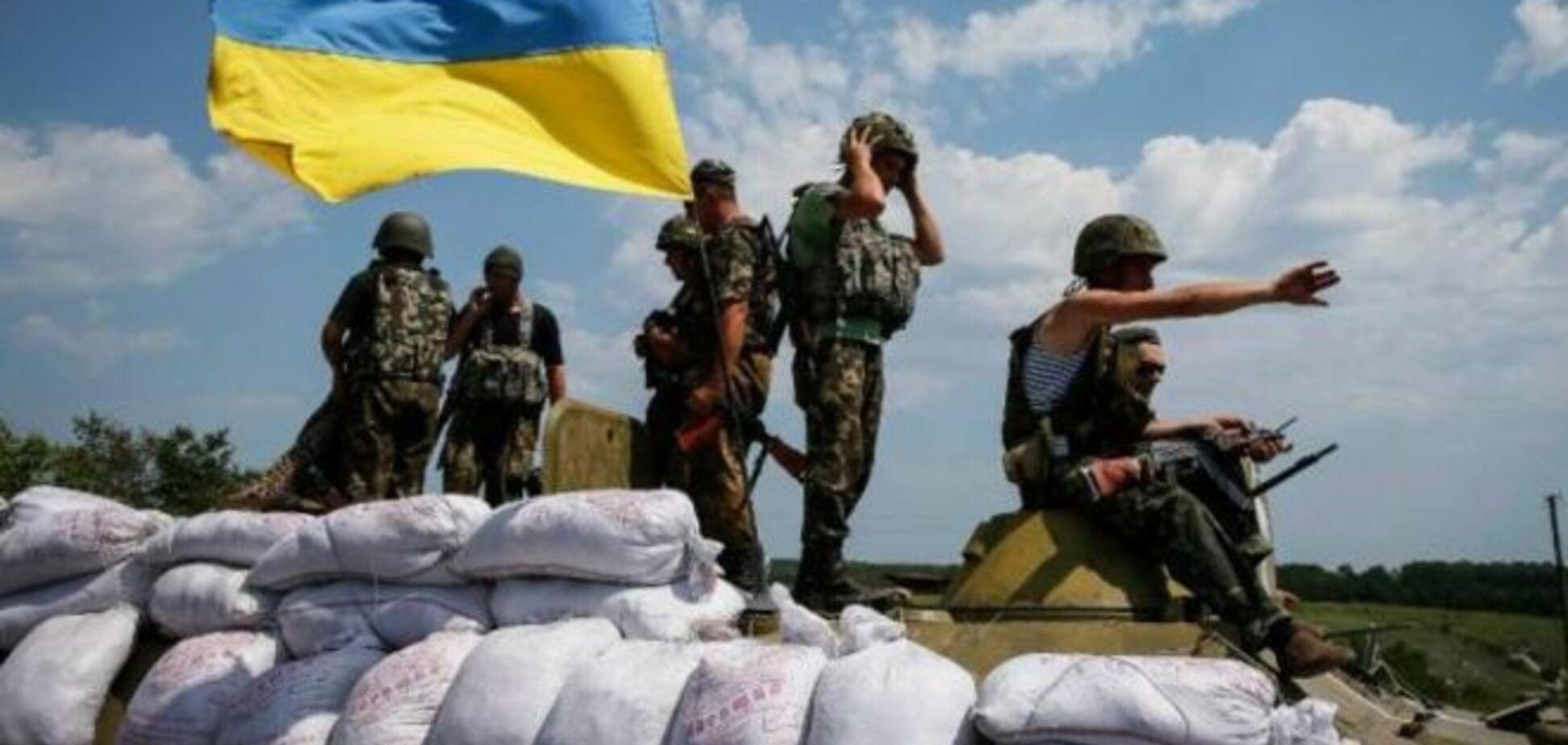 Бійці АТО вступили в бій з терористами на Луганщині: є втрати