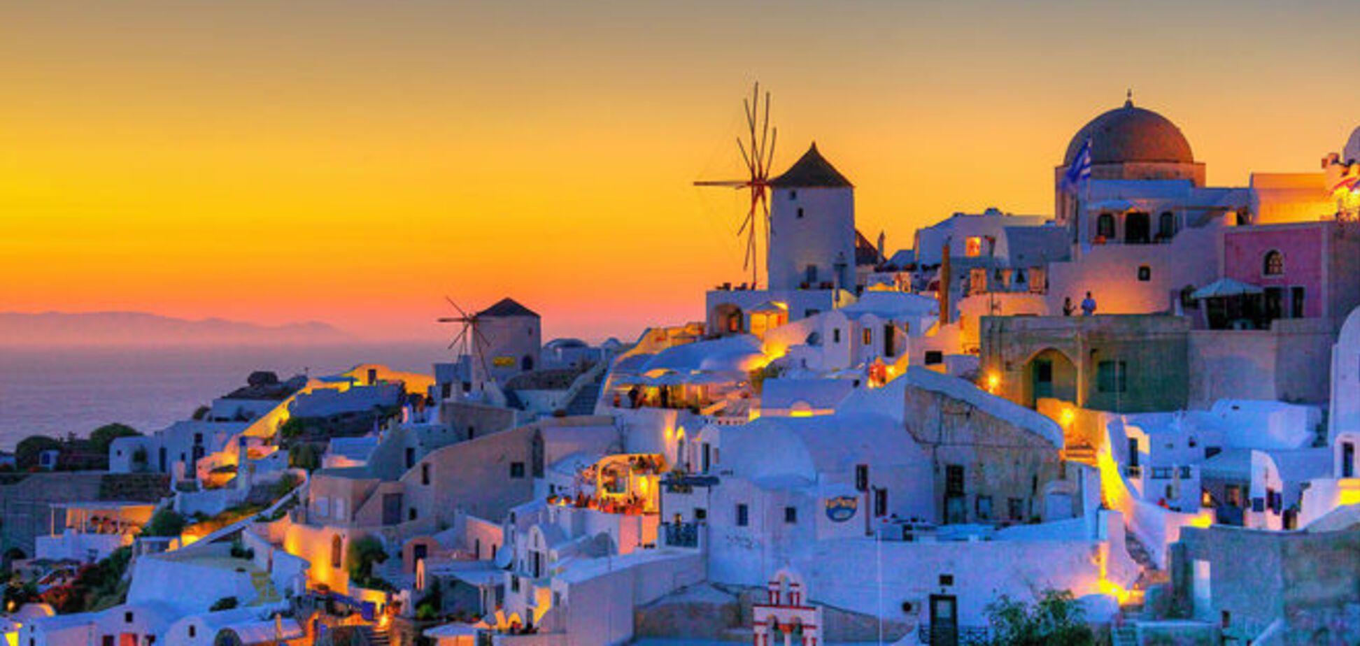 Почему в Греции так?