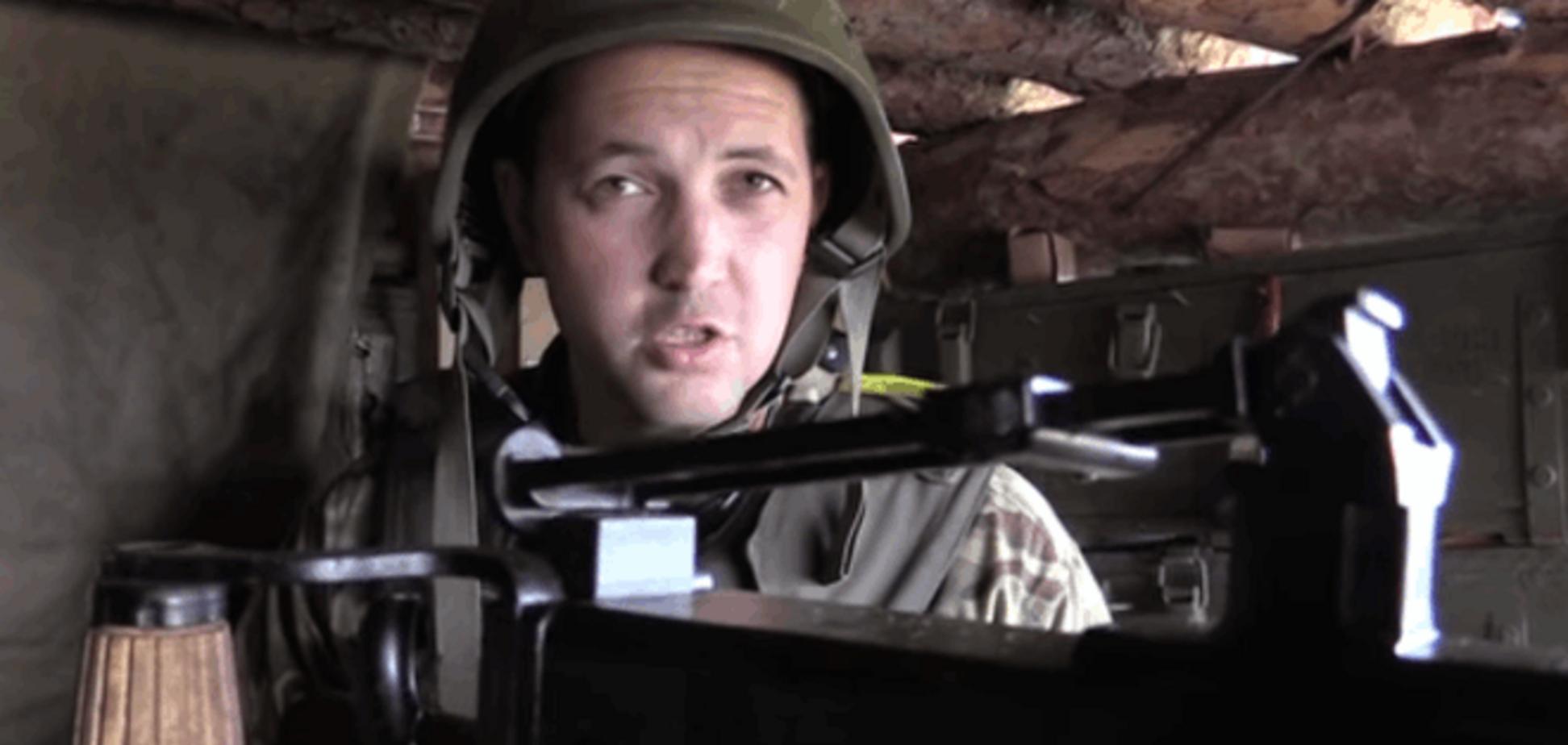Бійці АТО показали відео з найбільш 'гарячим' блокпостом Горлівки 'Квіточка'