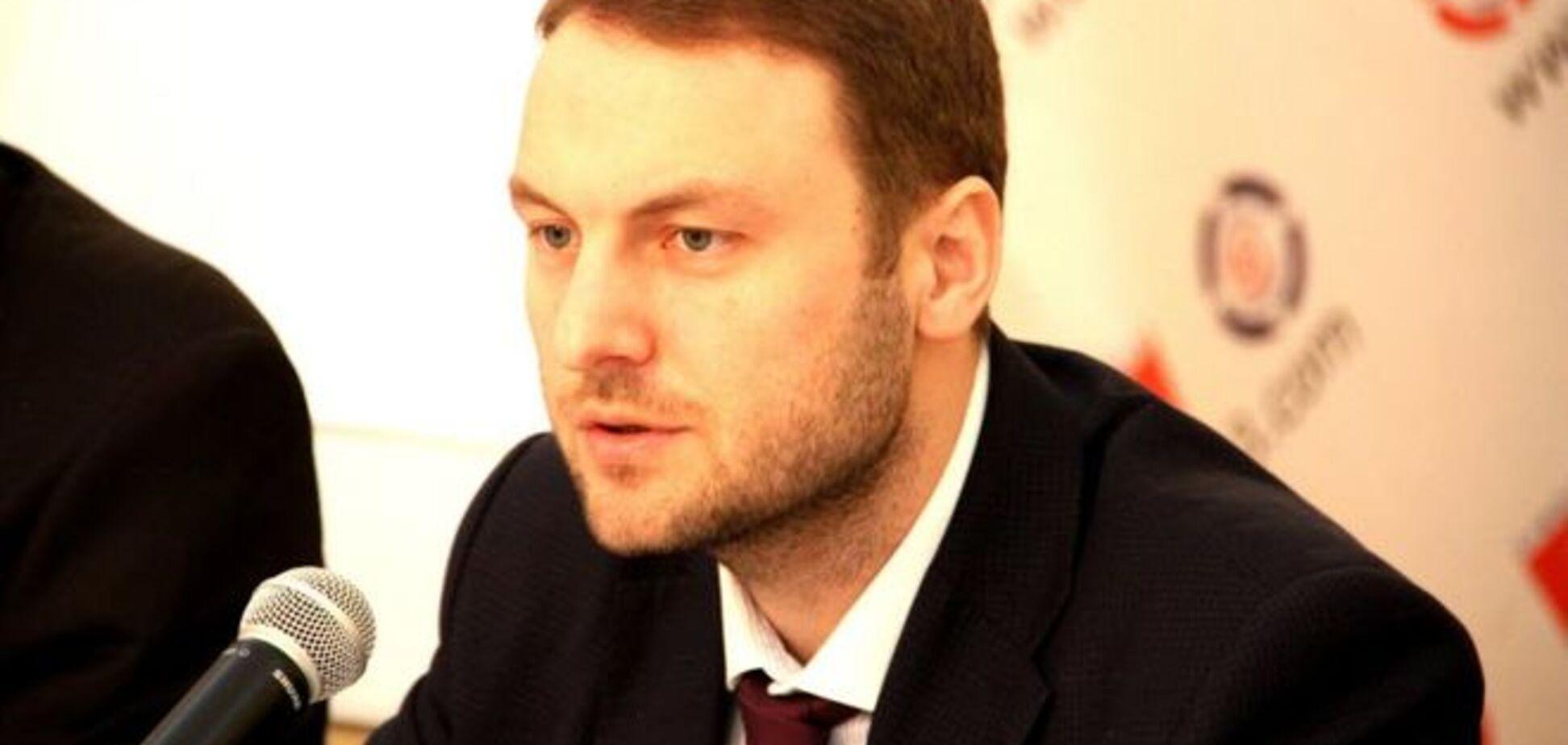 В окупованому Криму затримали 'міністра' промислової політики