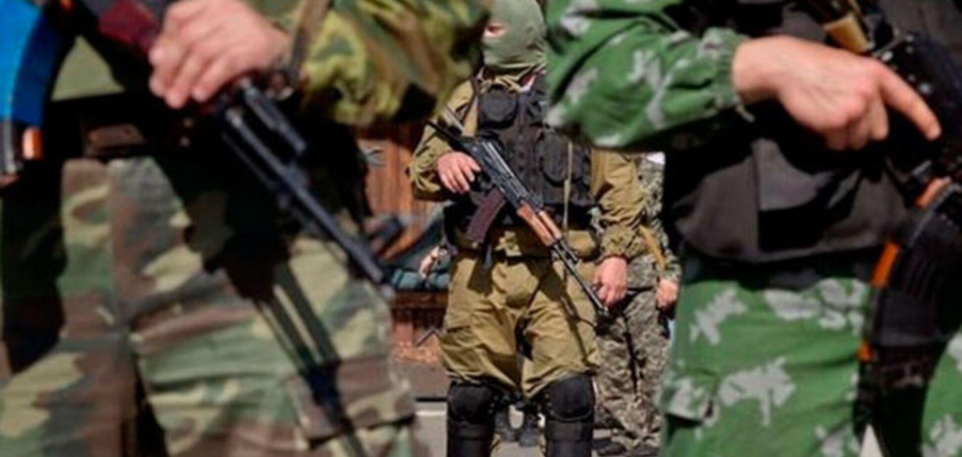 У Горлівці бунт терористів