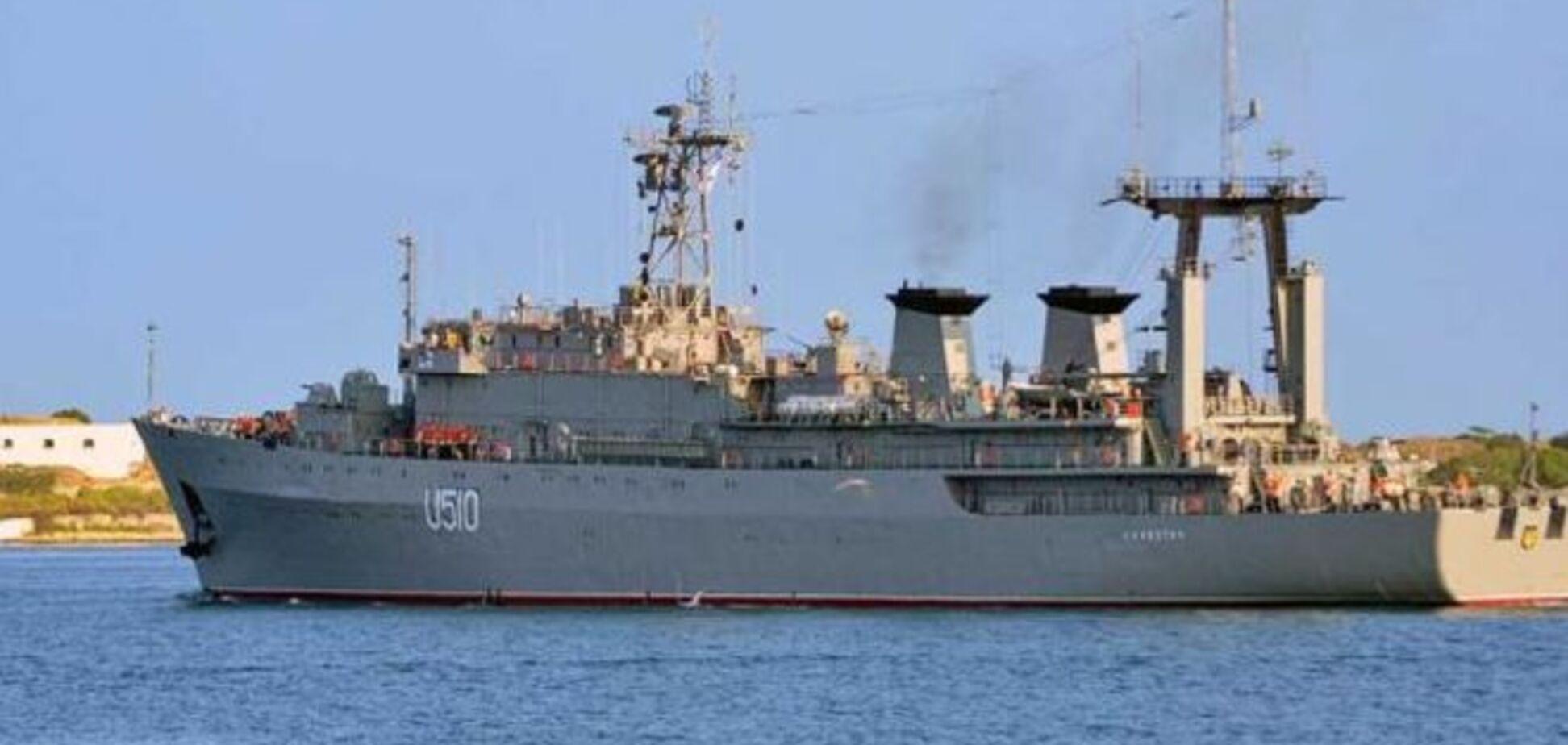ВСУ: Россия заявила о готовности вернуть военные корабли из Крыма