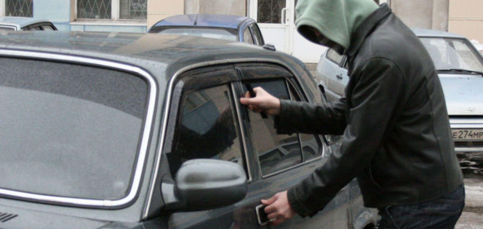 В какие дни в Киеве чаще всего угоняют автомобили: данные ГАИ