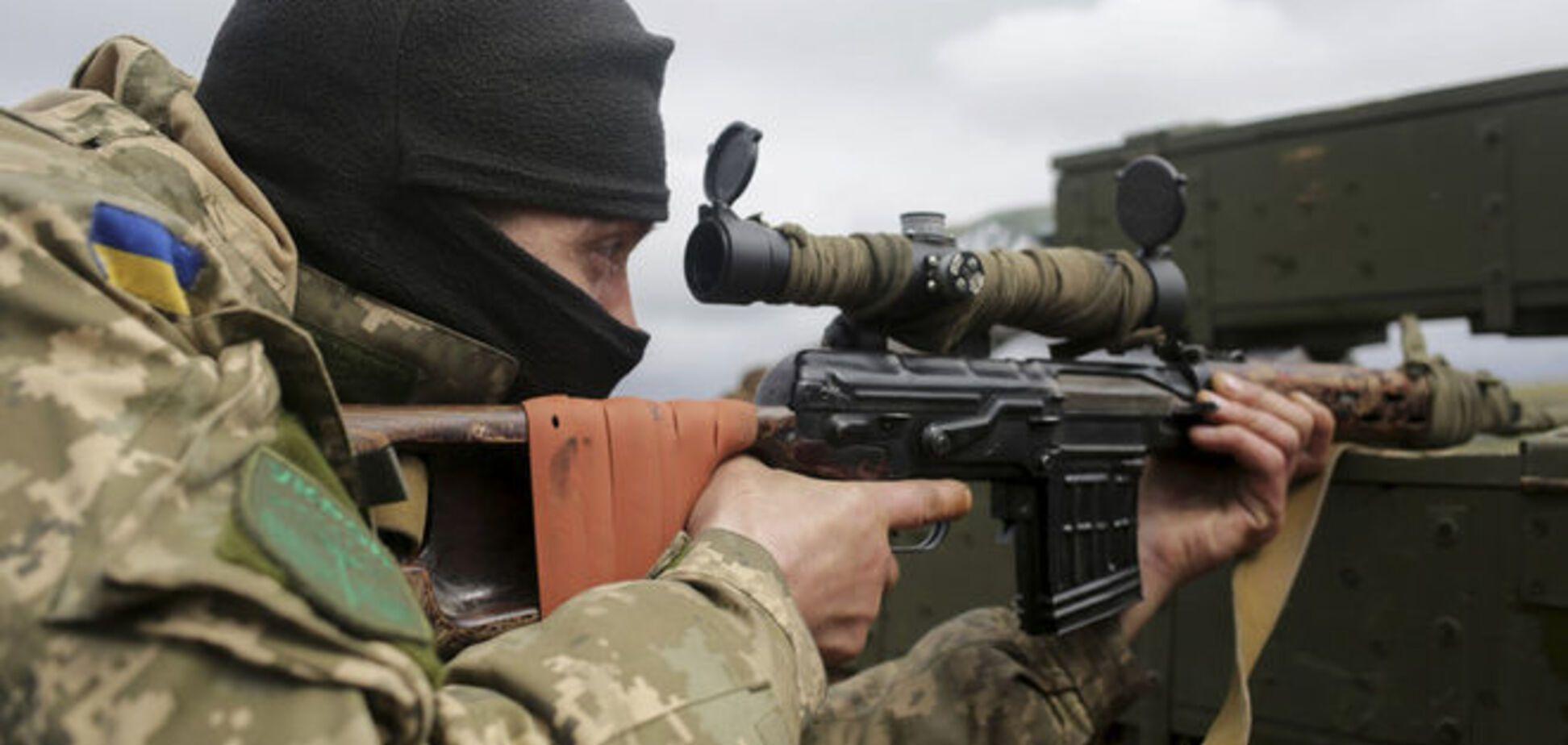 В Марьинке ликвидировали четырех российских ГРУшников - СБУ