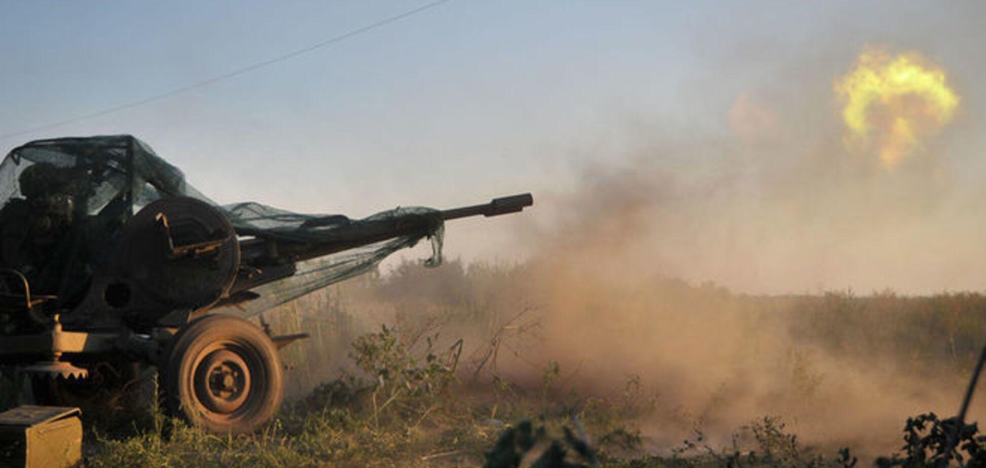 Террористы закрыли проезд в Донецк, вокруг города - ожесточенные бои