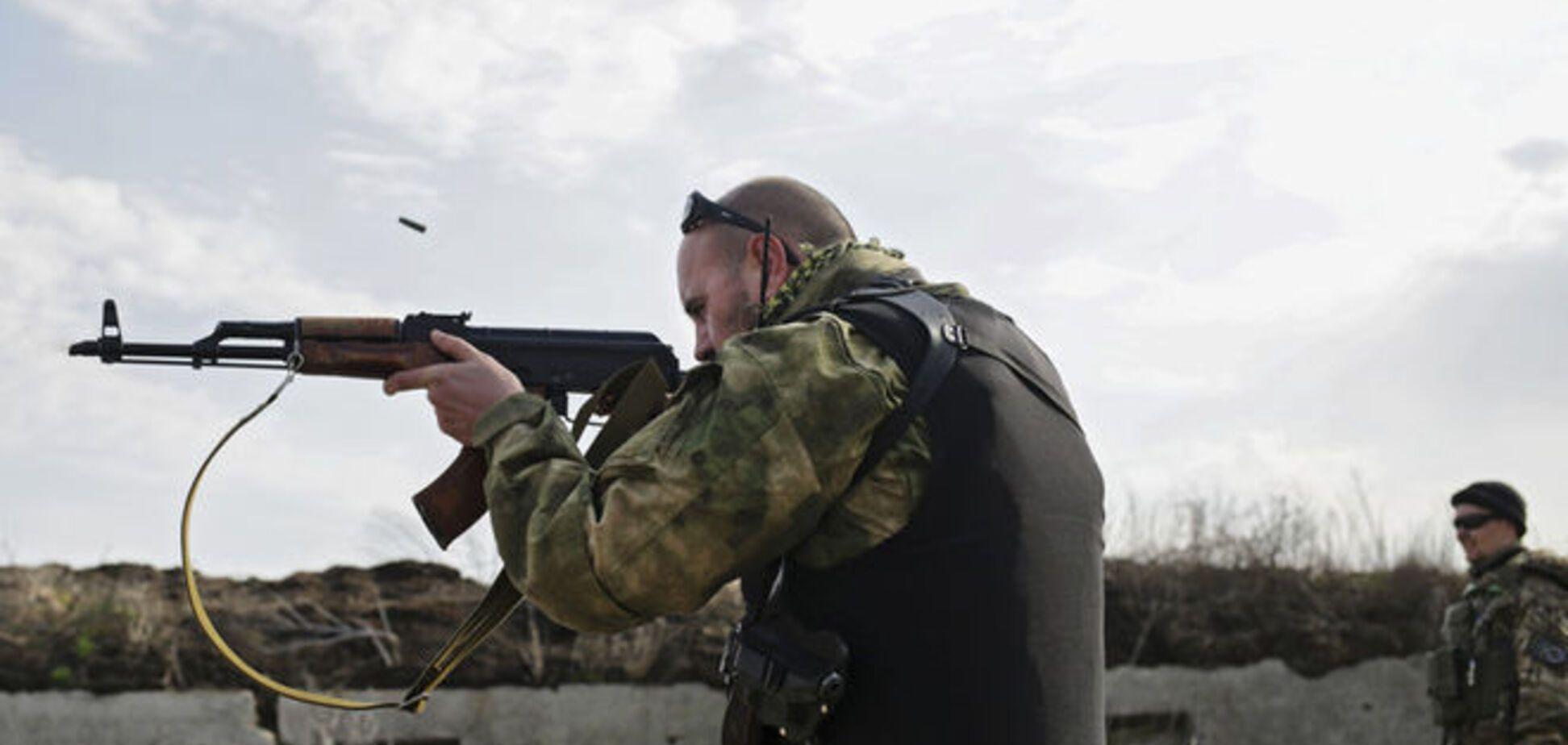 Бої під Мар'їнка: ситуація під контролем, бійці АТО вивезли поранених і вбитих