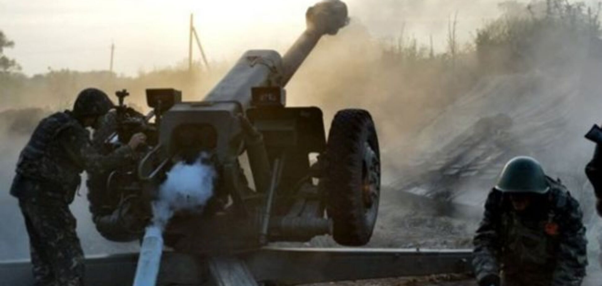 Генштаб дозволив артилерії 'знести' терористів під Мар'їнкою