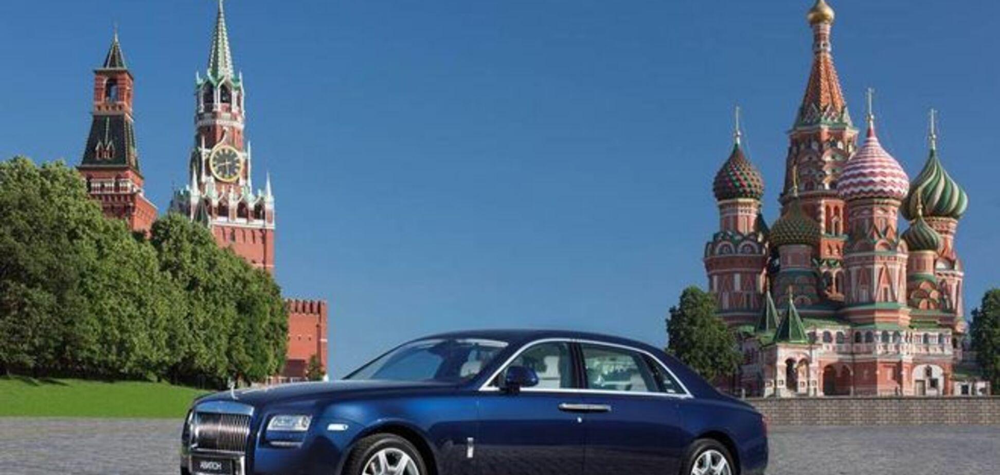 Дорогой признак бедности Москвы
