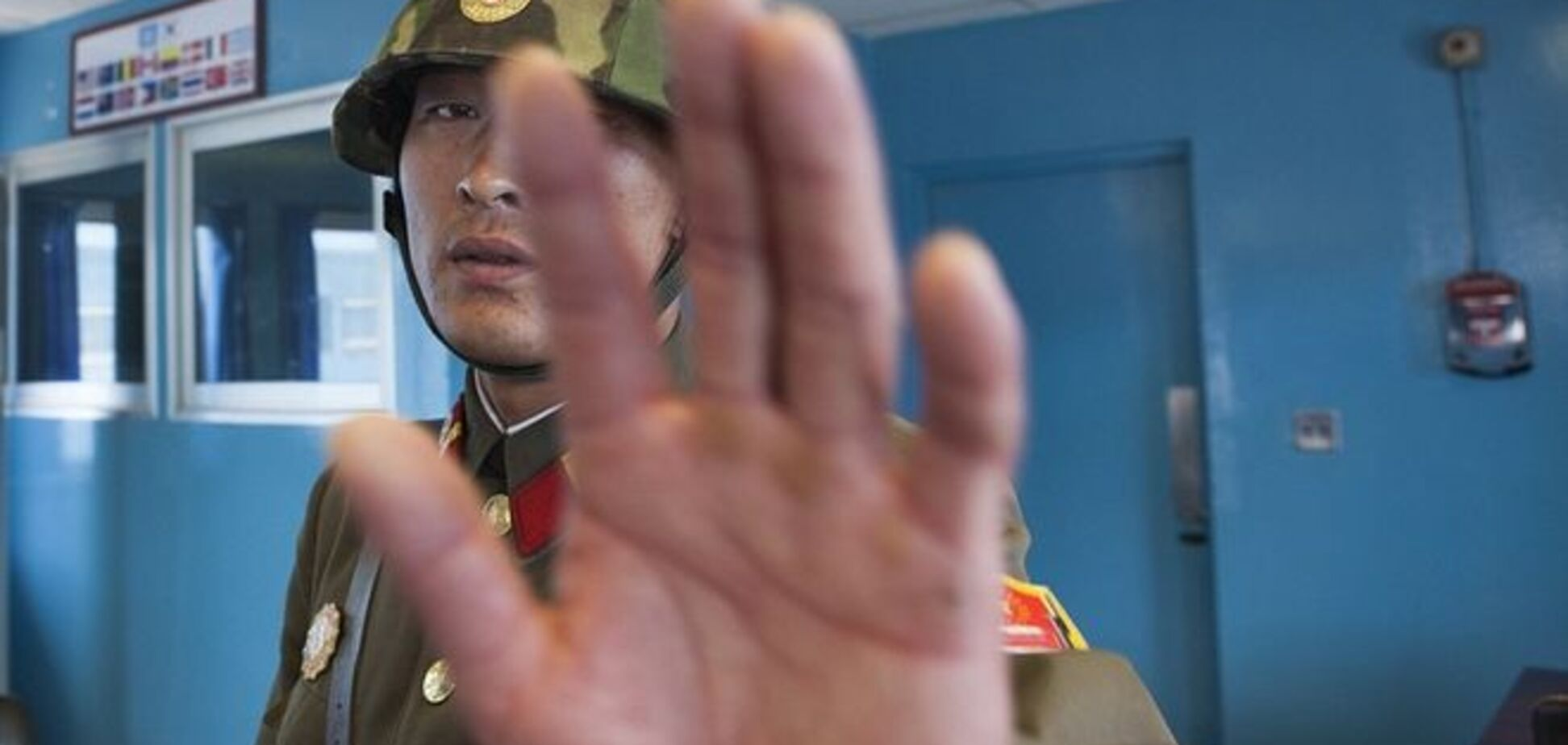 Запрещенные фото из Северной Кореи
