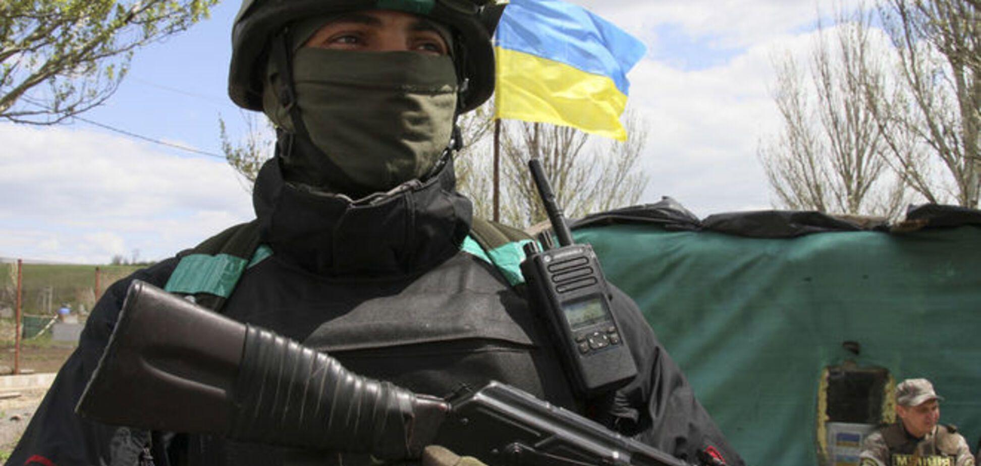 В больницы Днепропетровска поступили 18 раненых в Марьинке бойцов АТО