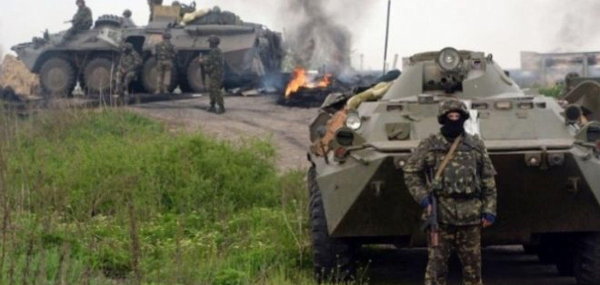 Ташбаев объяснил, что на самом деле происходит на Донбассе