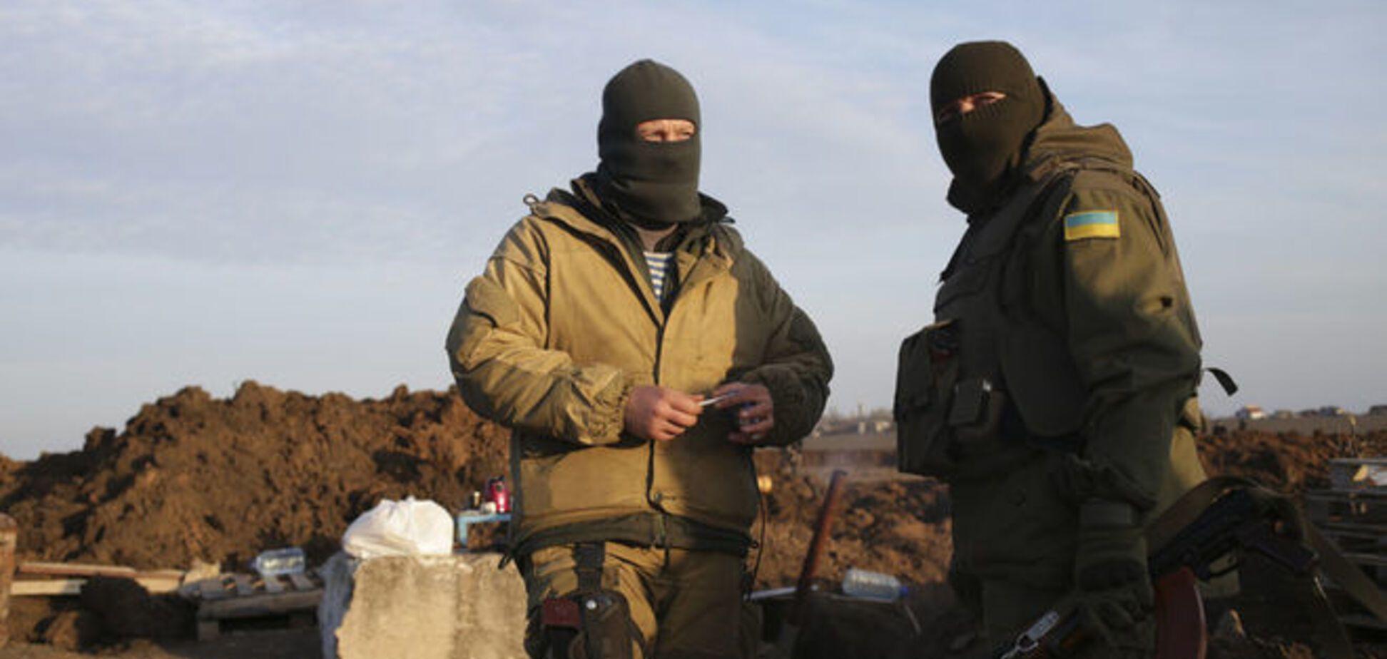 Советник Порошенко рассказал о потерях сил АТО в Марьинке