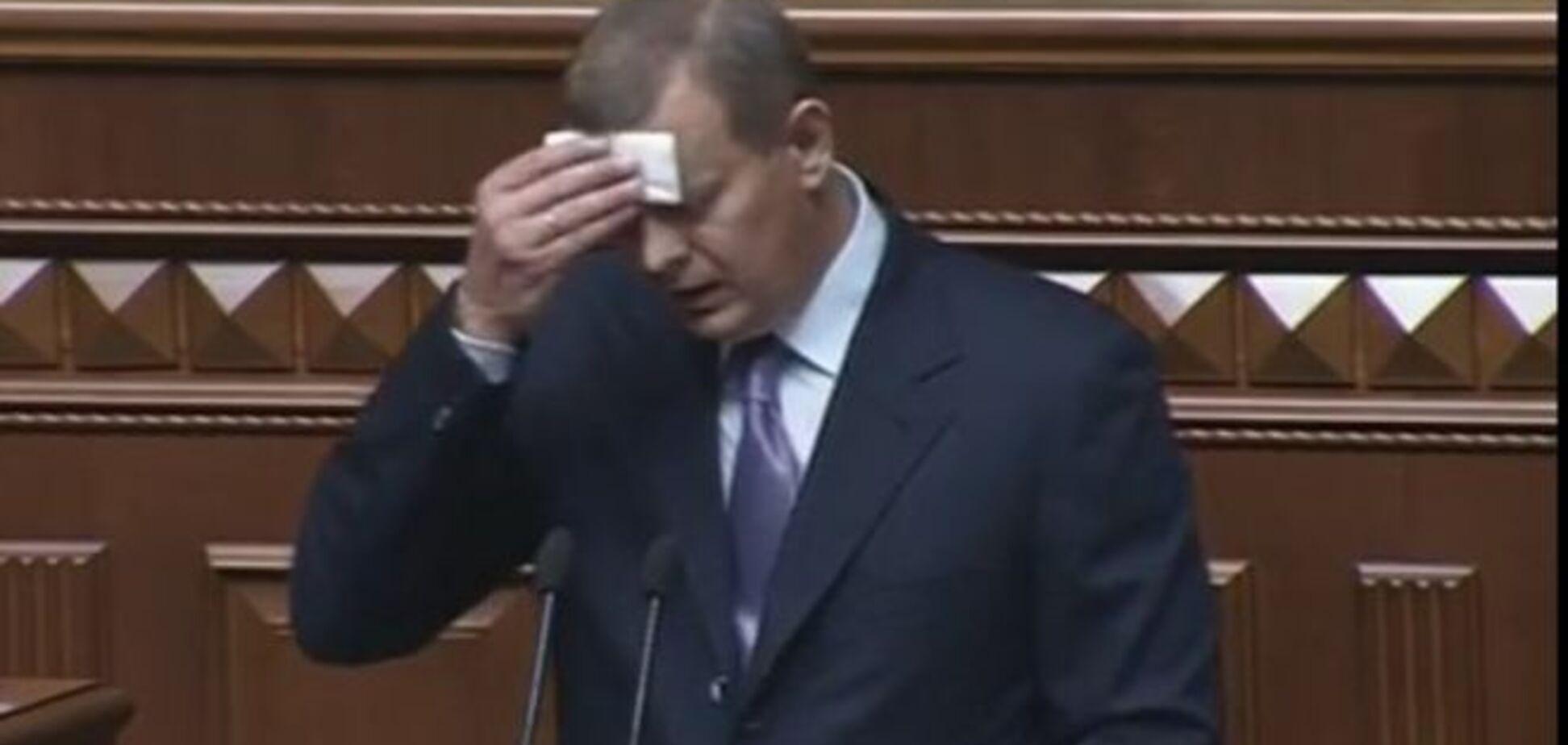 Нардепы лишили Клюева и Мельничука неприкосновенности