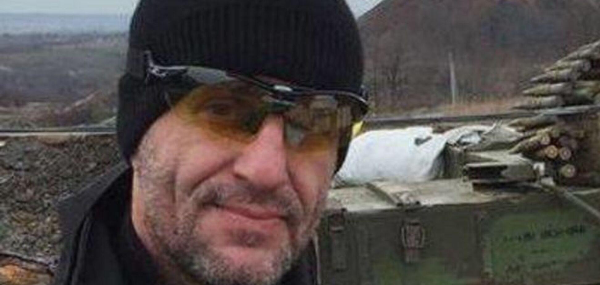 Шкиряк рассказал о новых подкреплениях террористов возле Марьинки