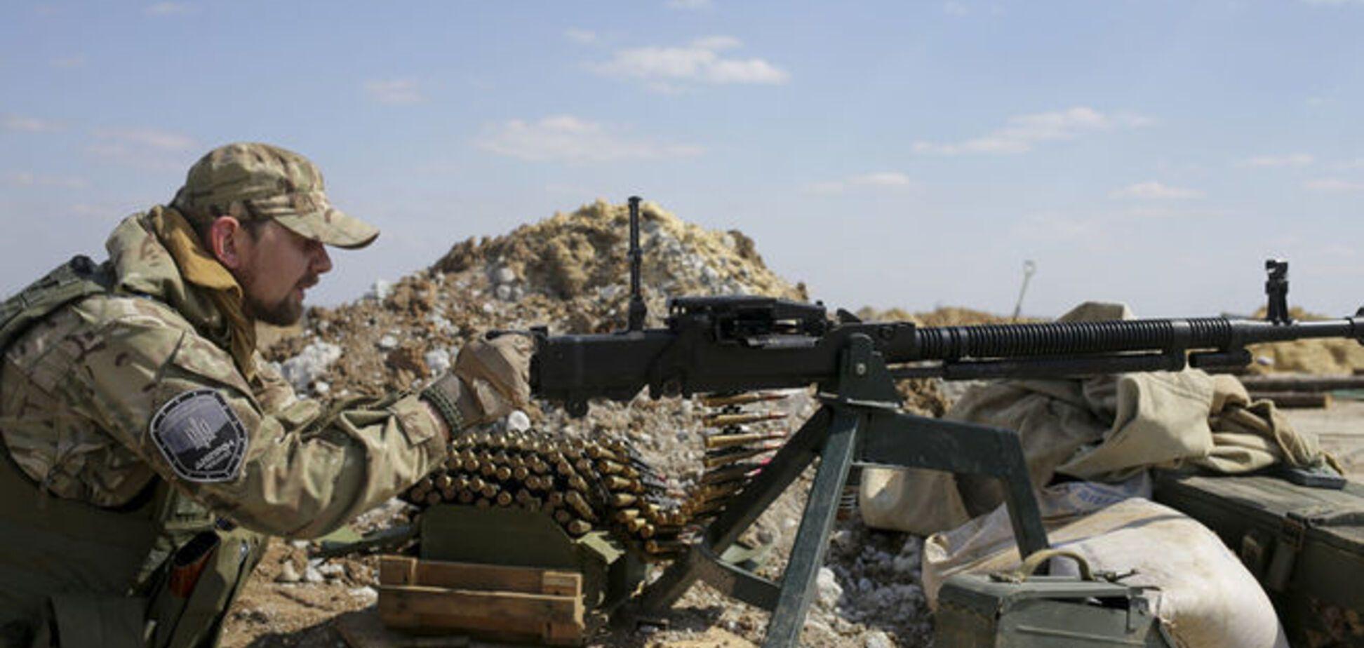 Силы АТО отбили наступление под Донецком – у террористов много убитых