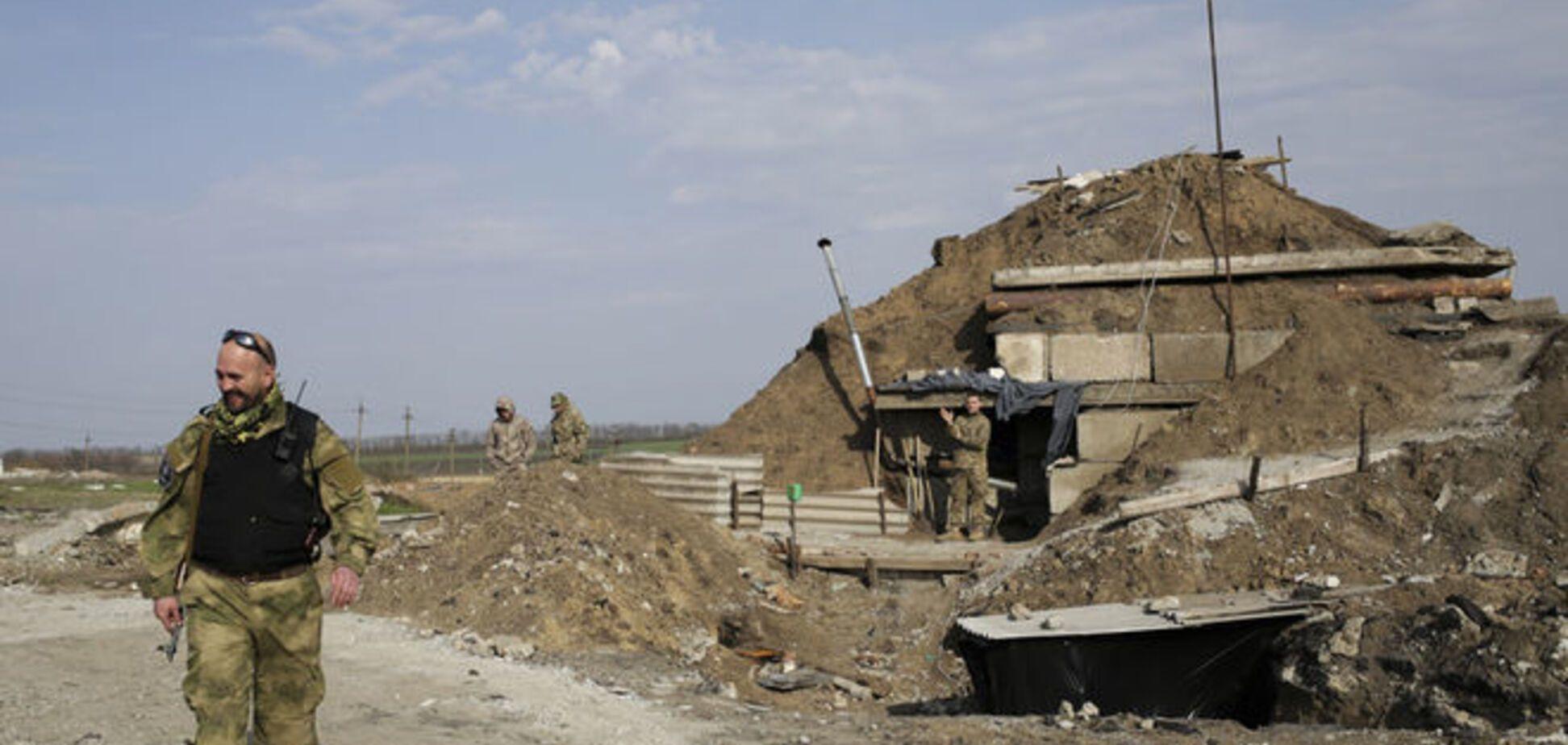 В Марьинке растет число погибших мирных жителей