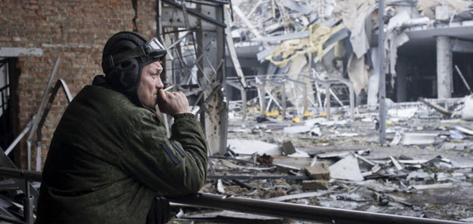Обнародованы потери террористов за среду на Донбассе