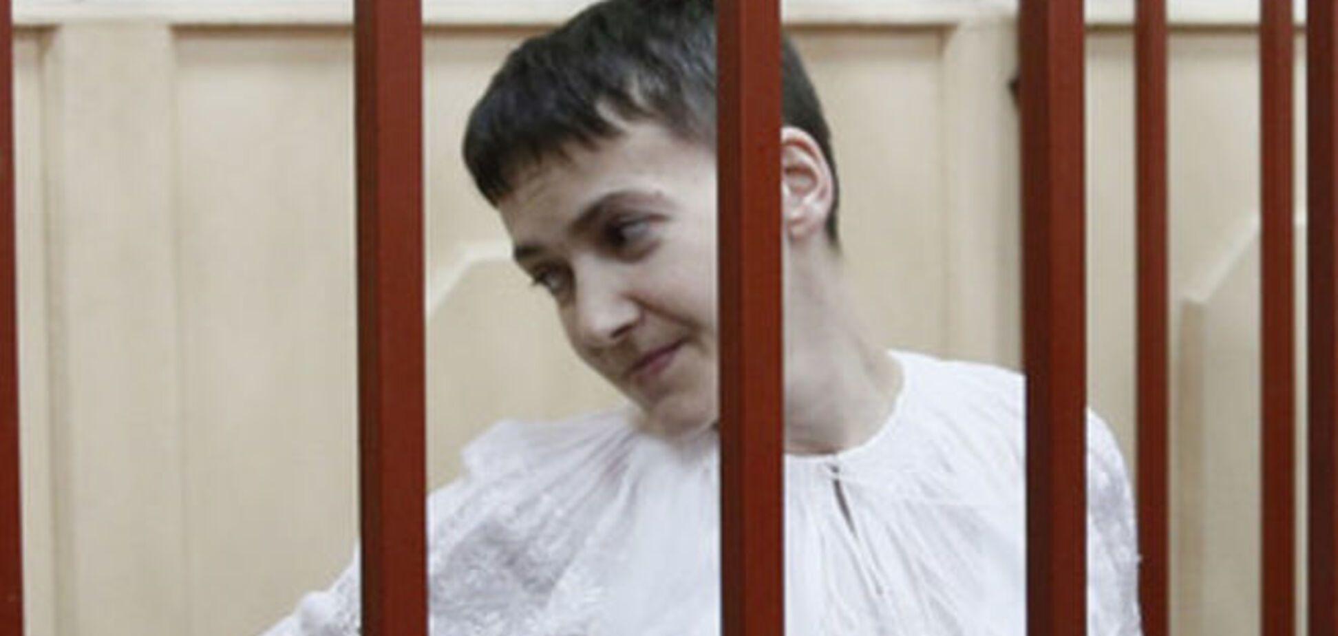 СБУ завела уголовное дело на российских силовиков за похищение Савченко