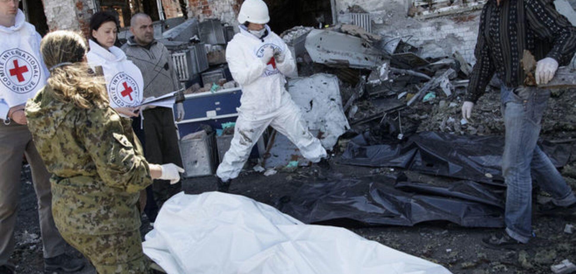 На оккупированных территориях Донбасса эксгумируют тела бойцов АТО - ОБСЕ