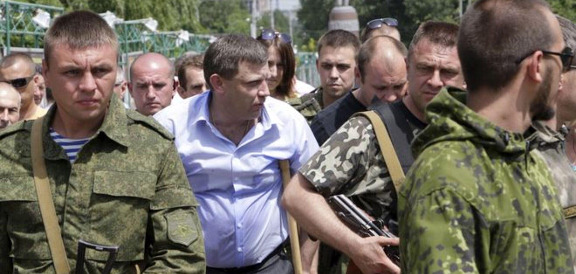 В СБУ пояснили природу протестів в 'ДНР'