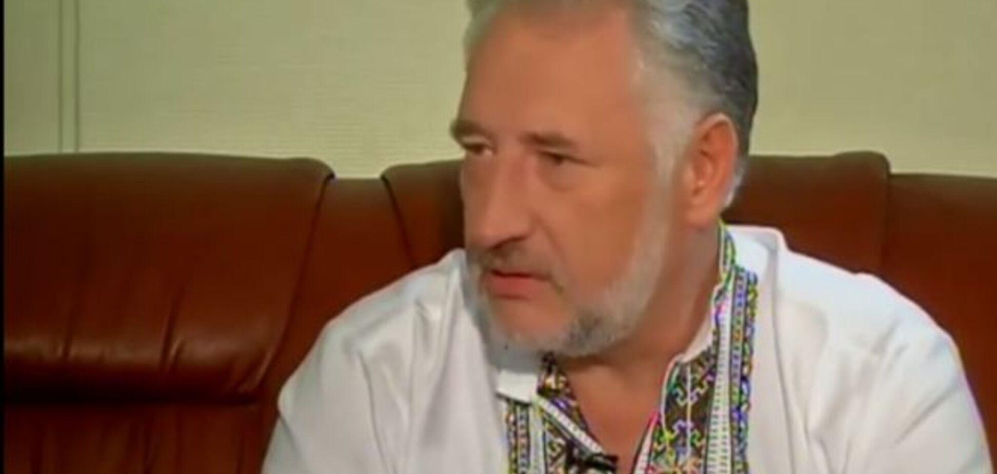 Жебрівський розповів, як за два тижні досягти миру на Донбасі