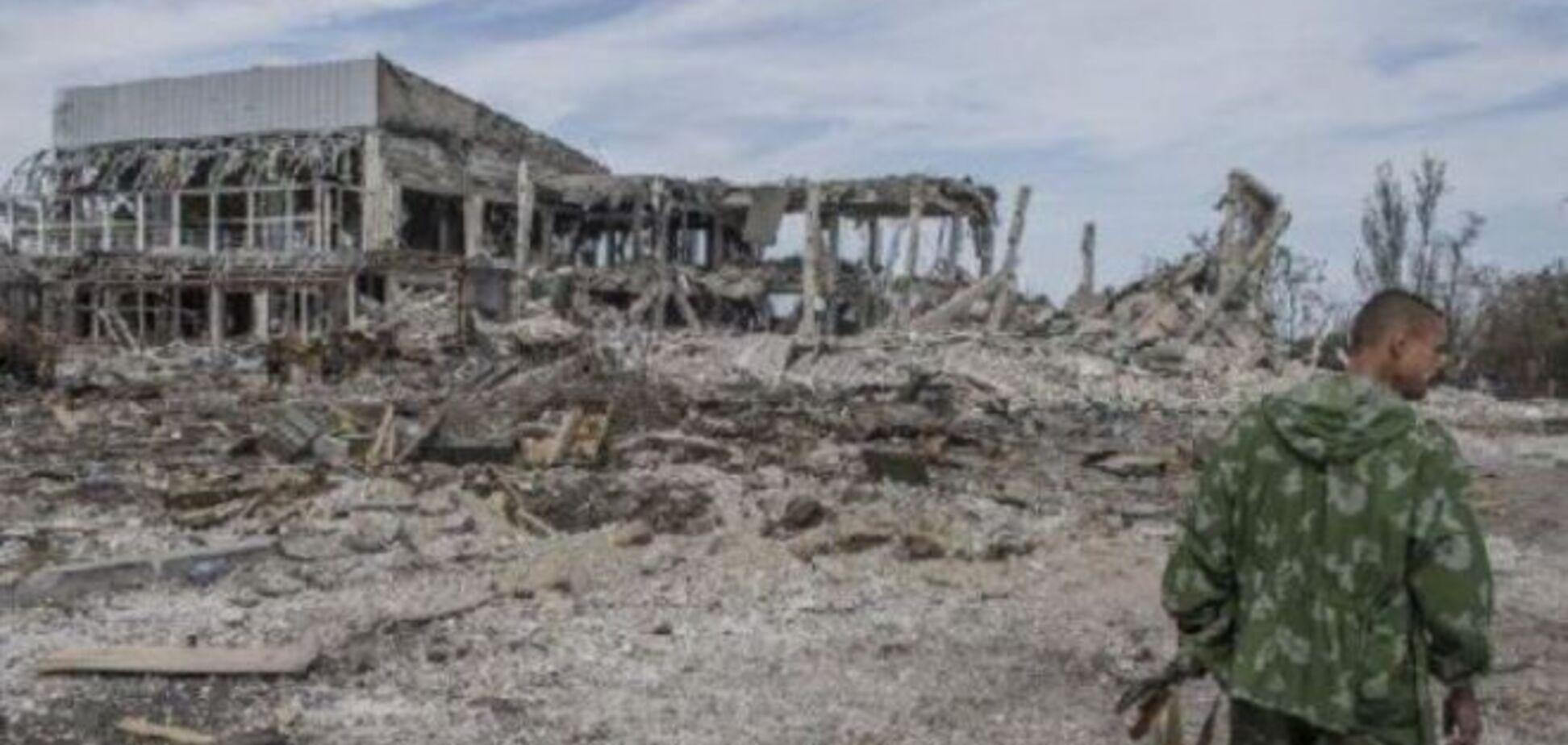 Навколо донецького аеропорту посилилися бойові дії - ОБСЄ