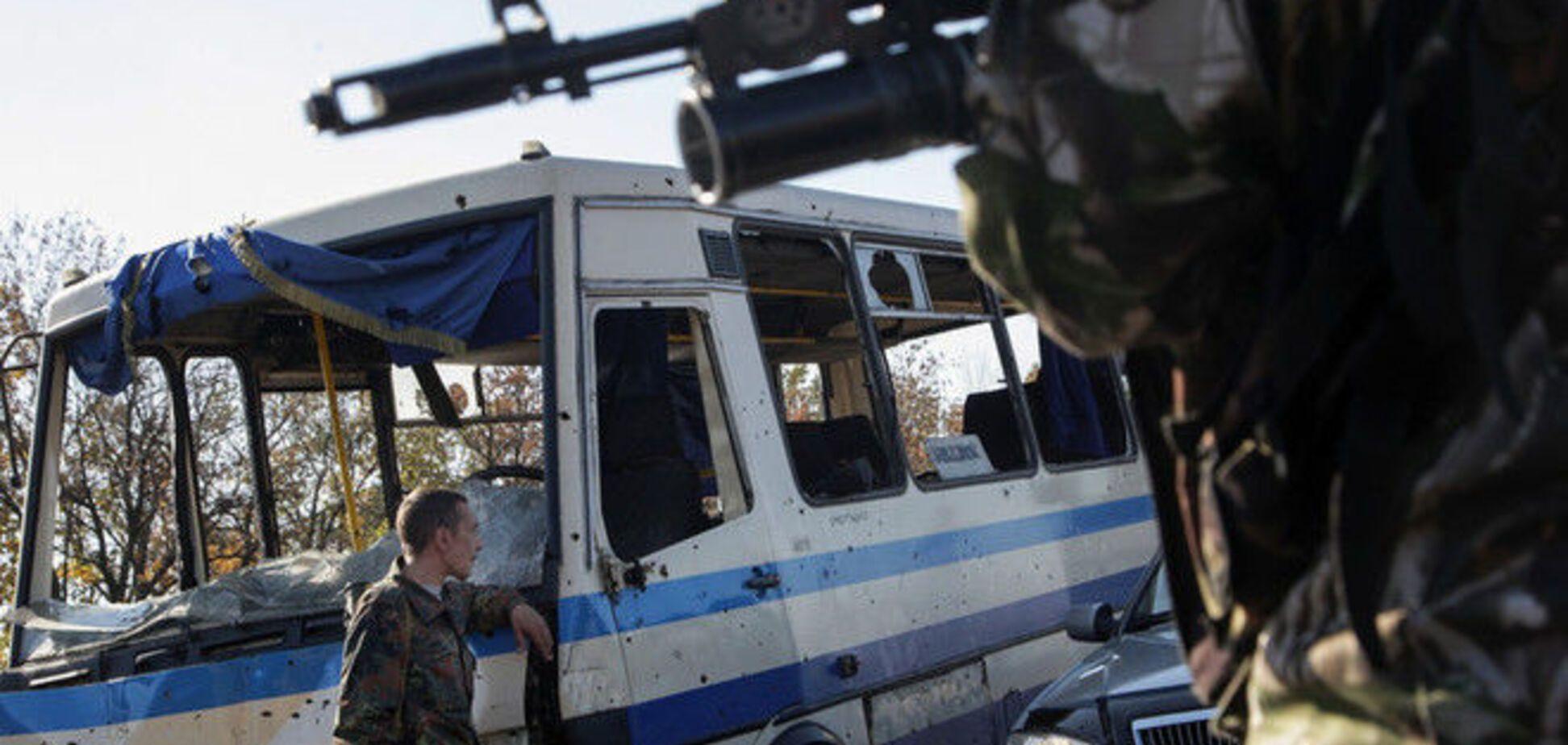 Терористи накрили 'Градами' позиції сил АТО на Донбасі
