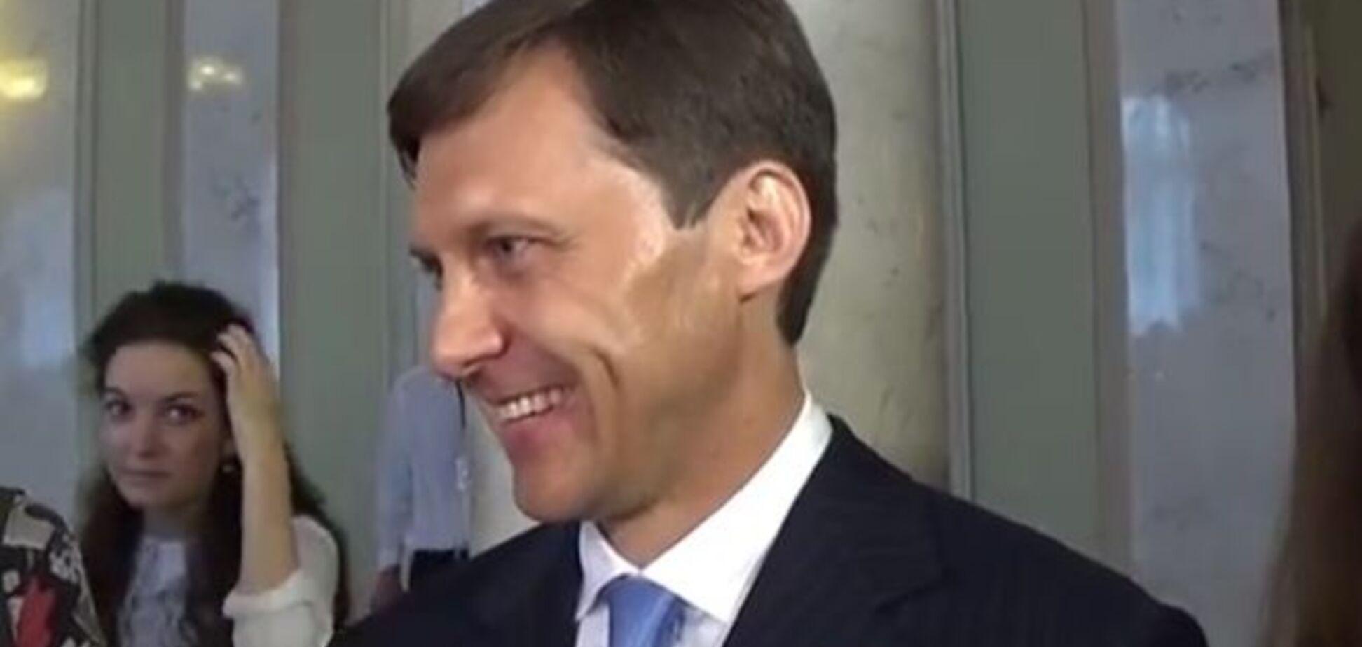 Шевченко заплутався у зв'язках з Онищенком: міністра підловили на брехні