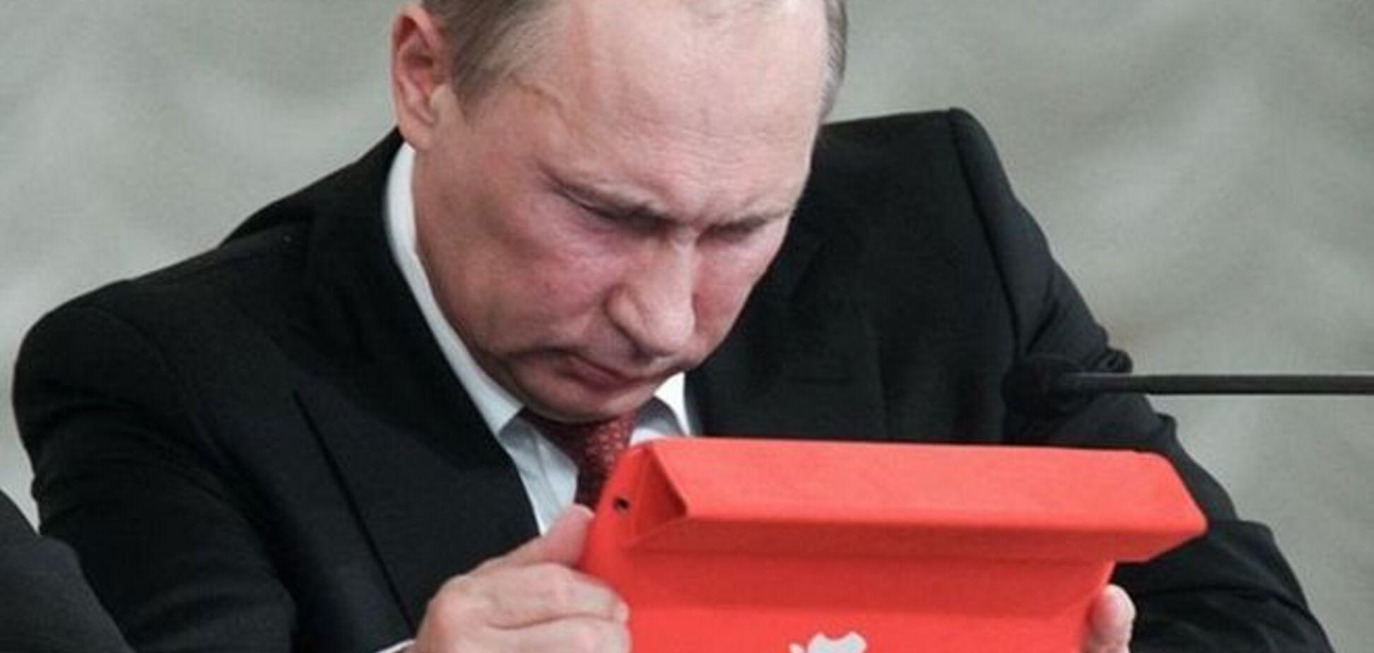 Самые идиотские высказывания Путина