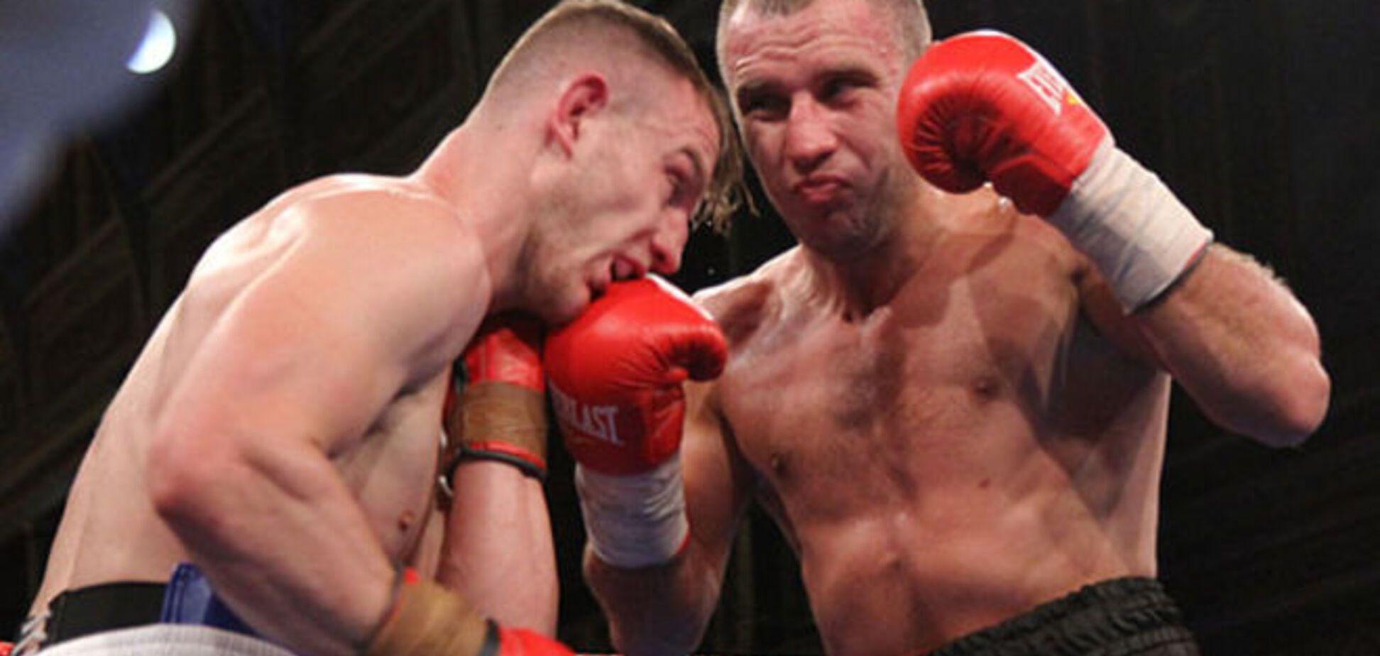 Український 'Тигр' зламав руку в чемпіонському бою