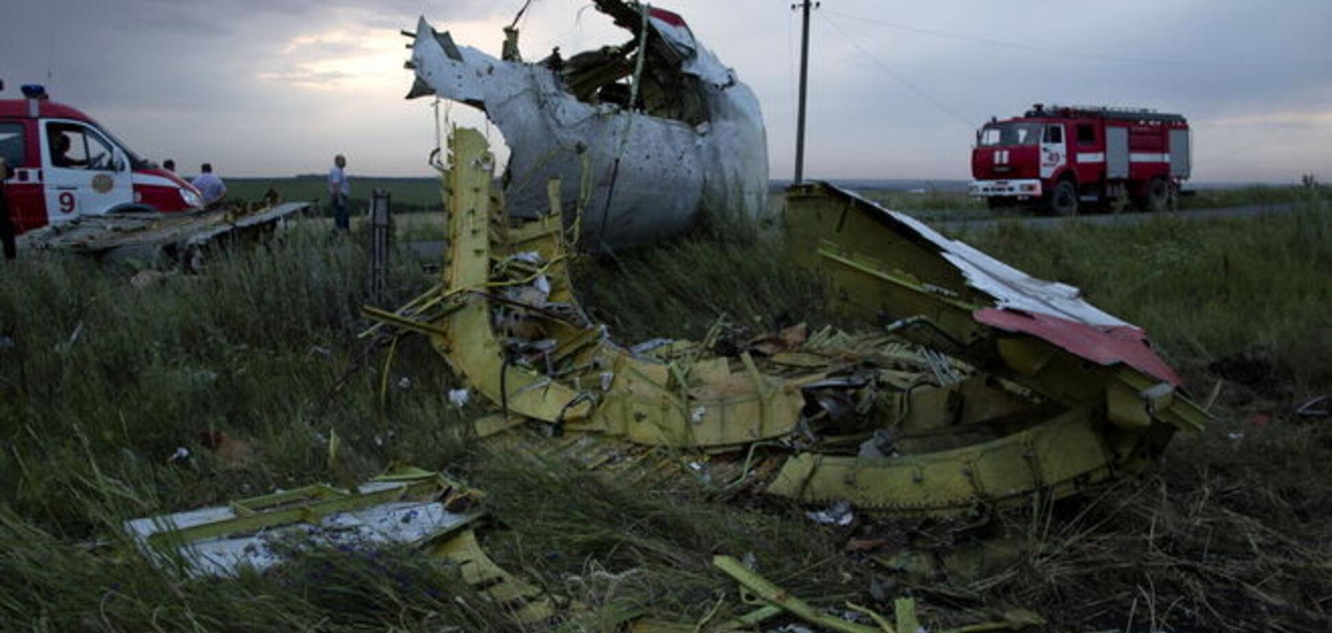 Крах Boeing-777: визначено потенційних підозрюваних