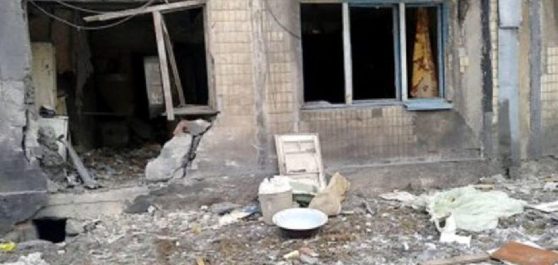 Террористы 'ДНР' обстреляли мирных жителей Авдеевки