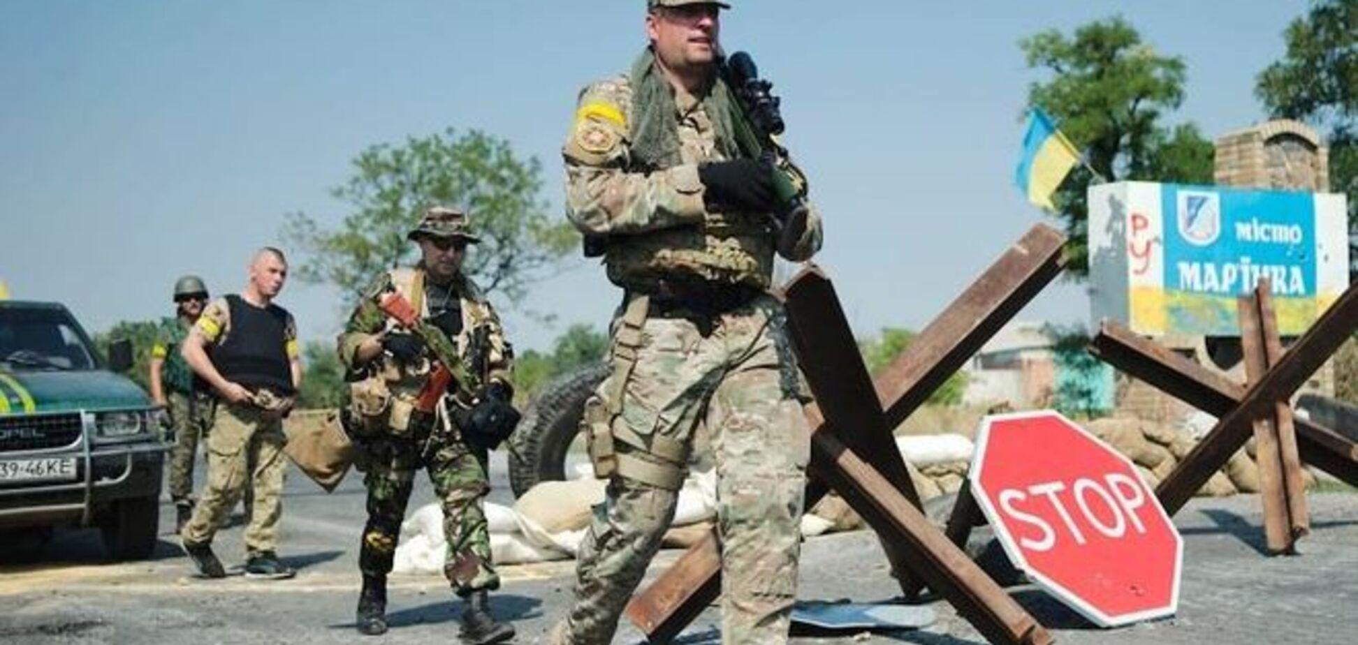 Снайпер 'Донбасса' после 9 месяцев плена террористов вырвался на свободу